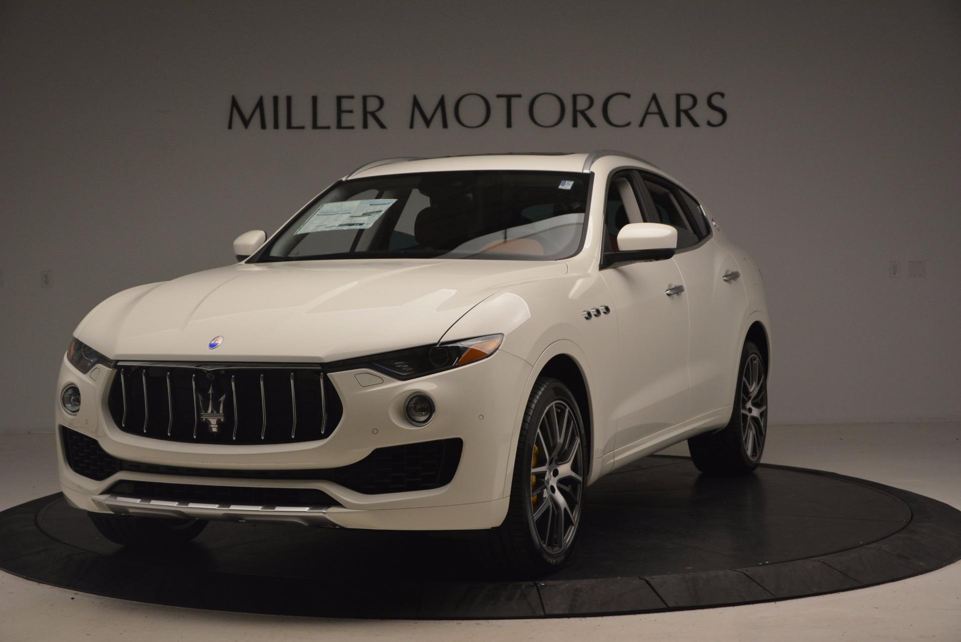 New 2017 Maserati Levante S For Sale In Greenwich, CT. Alfa Romeo of Greenwich, W457 1171_main