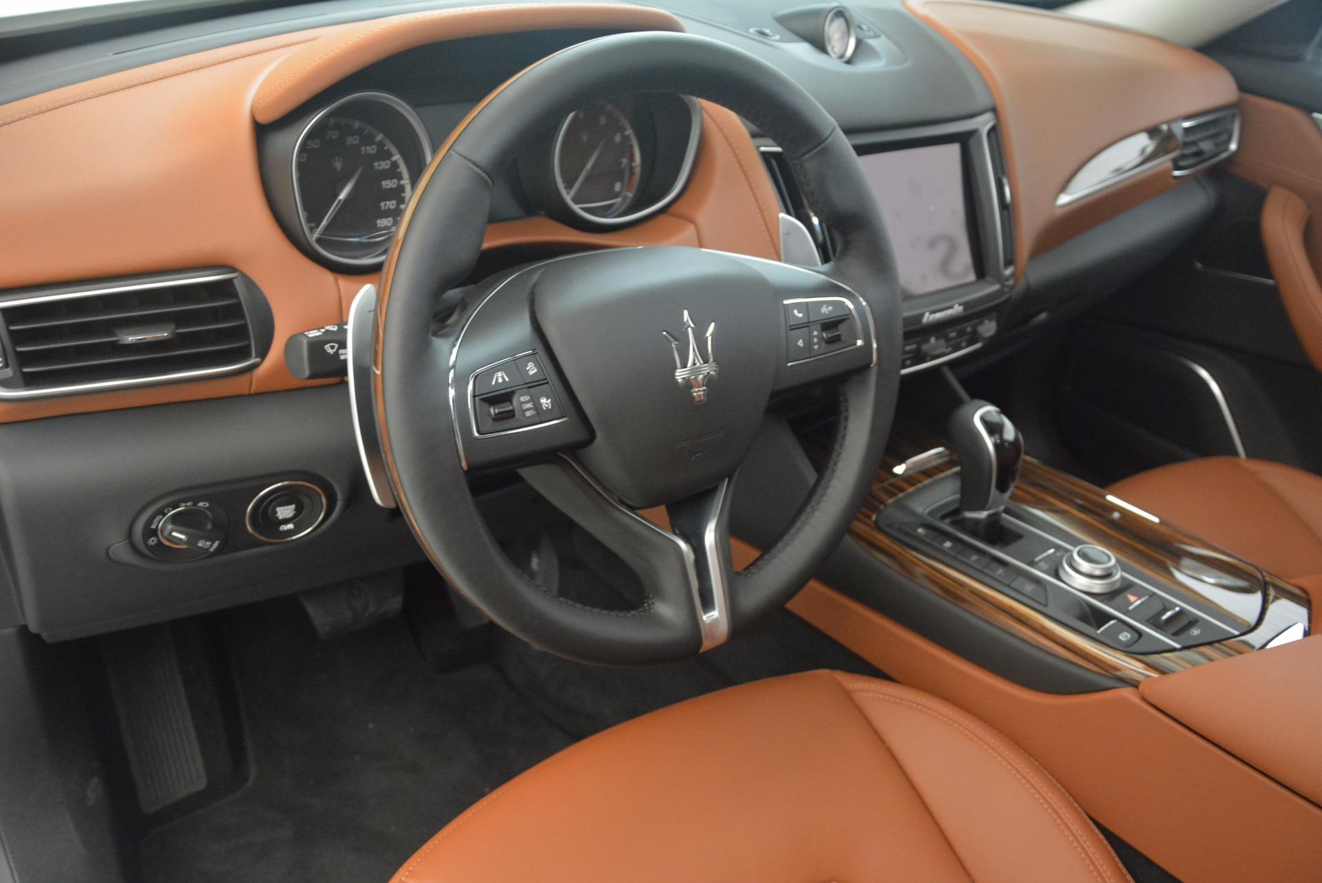 New 2017 Maserati Levante S For Sale In Greenwich, CT. Alfa Romeo of Greenwich, W457 1171_p13