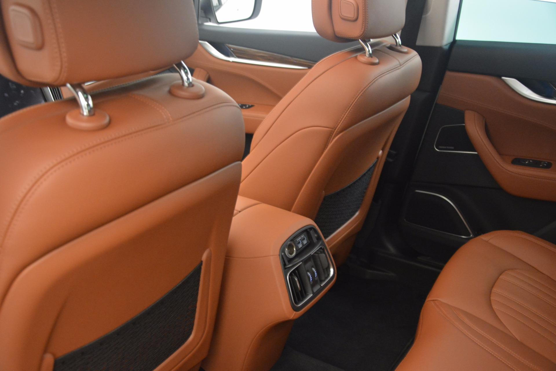New 2017 Maserati Levante S For Sale In Greenwich, CT. Alfa Romeo of Greenwich, W457 1171_p16