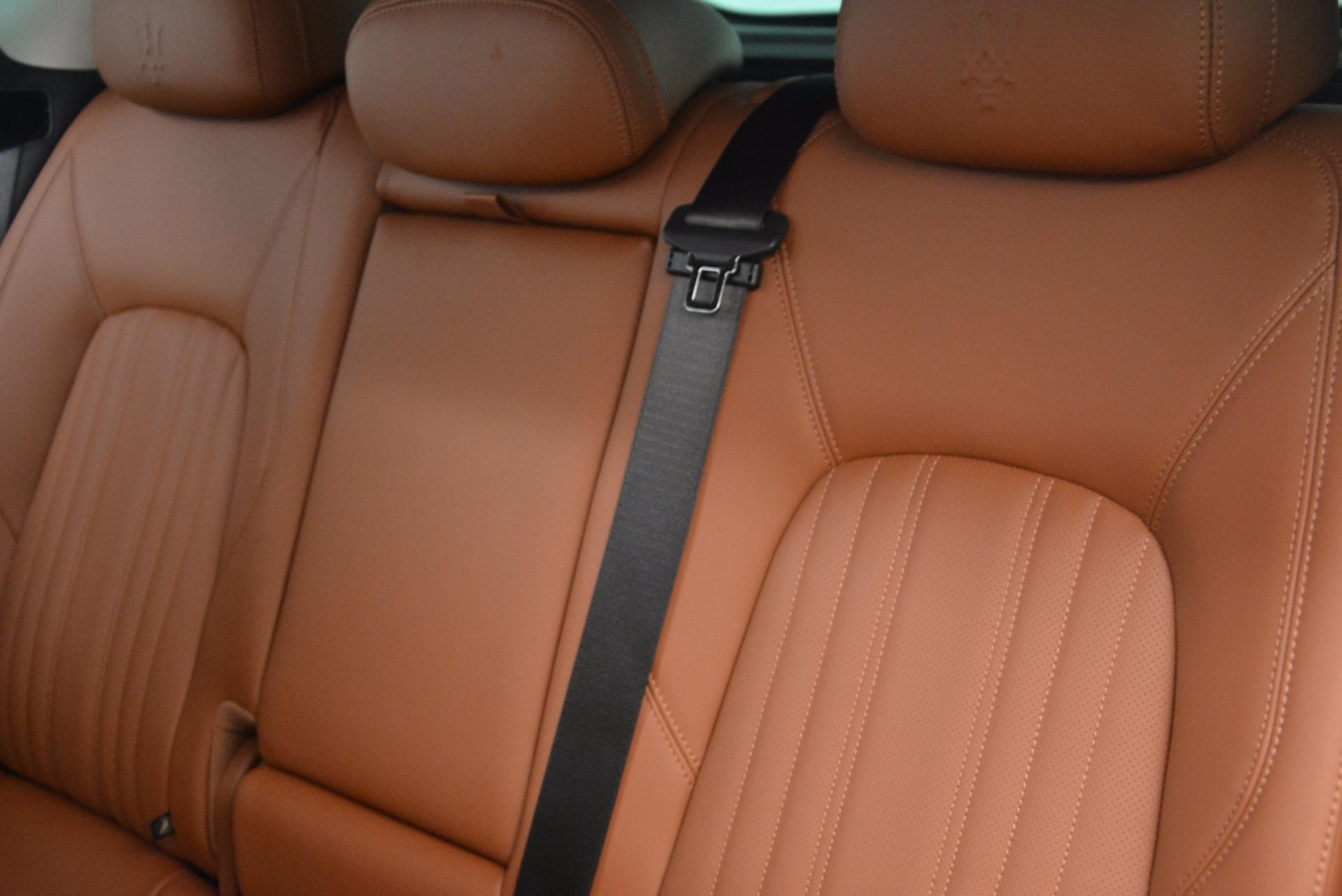 New 2017 Maserati Levante S For Sale In Greenwich, CT. Alfa Romeo of Greenwich, W457 1171_p18