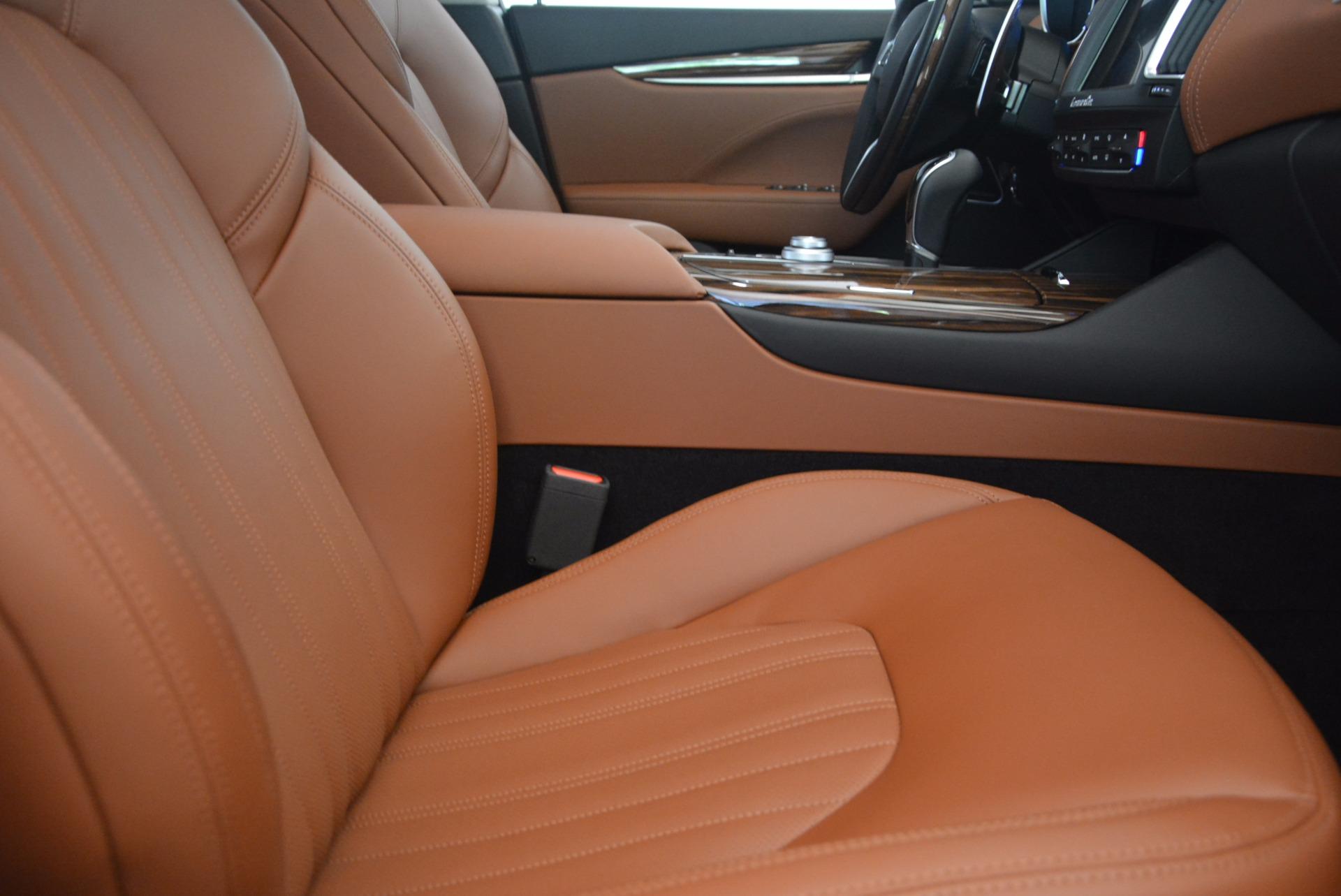 New 2017 Maserati Levante S For Sale In Greenwich, CT. Alfa Romeo of Greenwich, W457 1171_p21