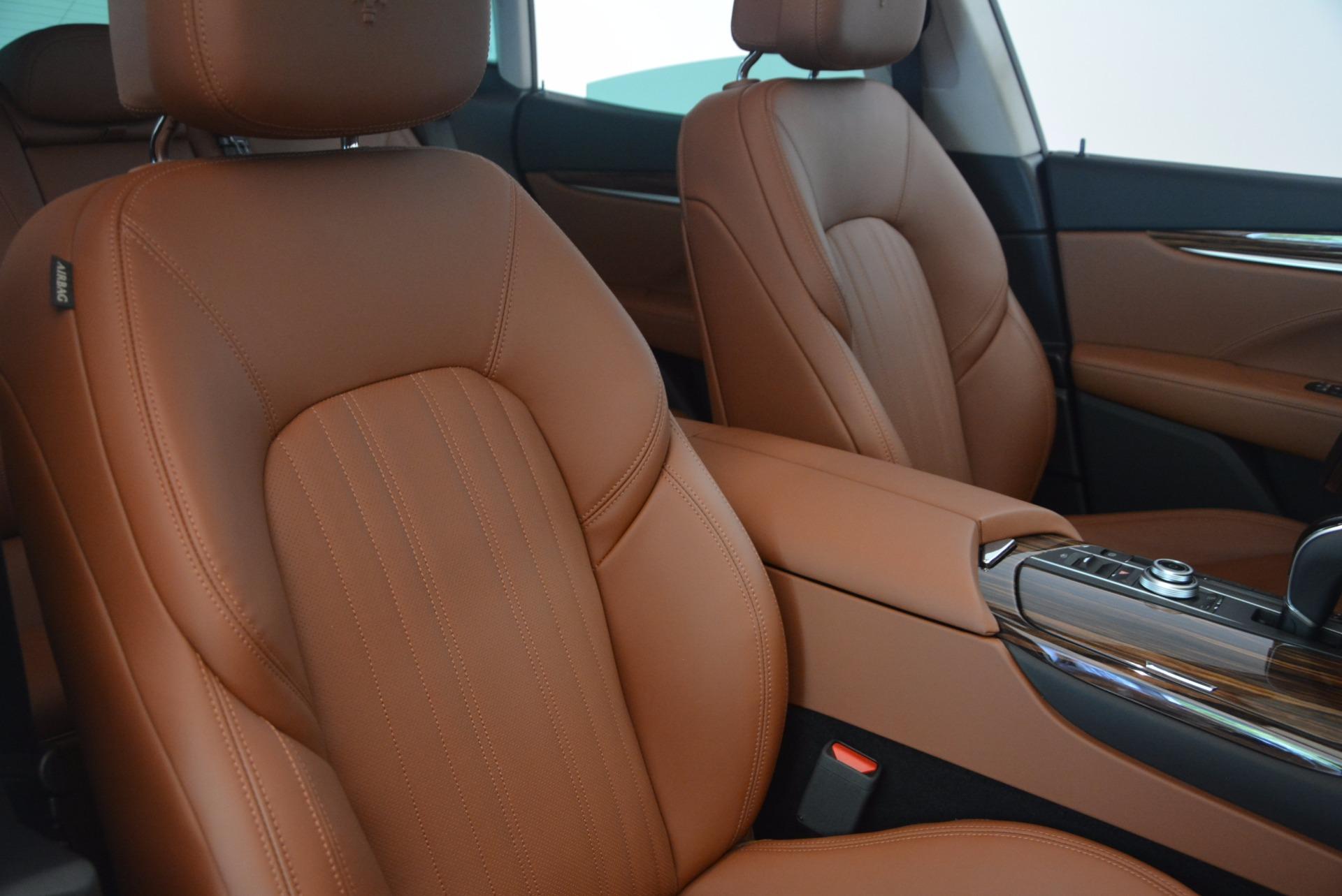 New 2017 Maserati Levante S For Sale In Greenwich, CT. Alfa Romeo of Greenwich, W457 1171_p22
