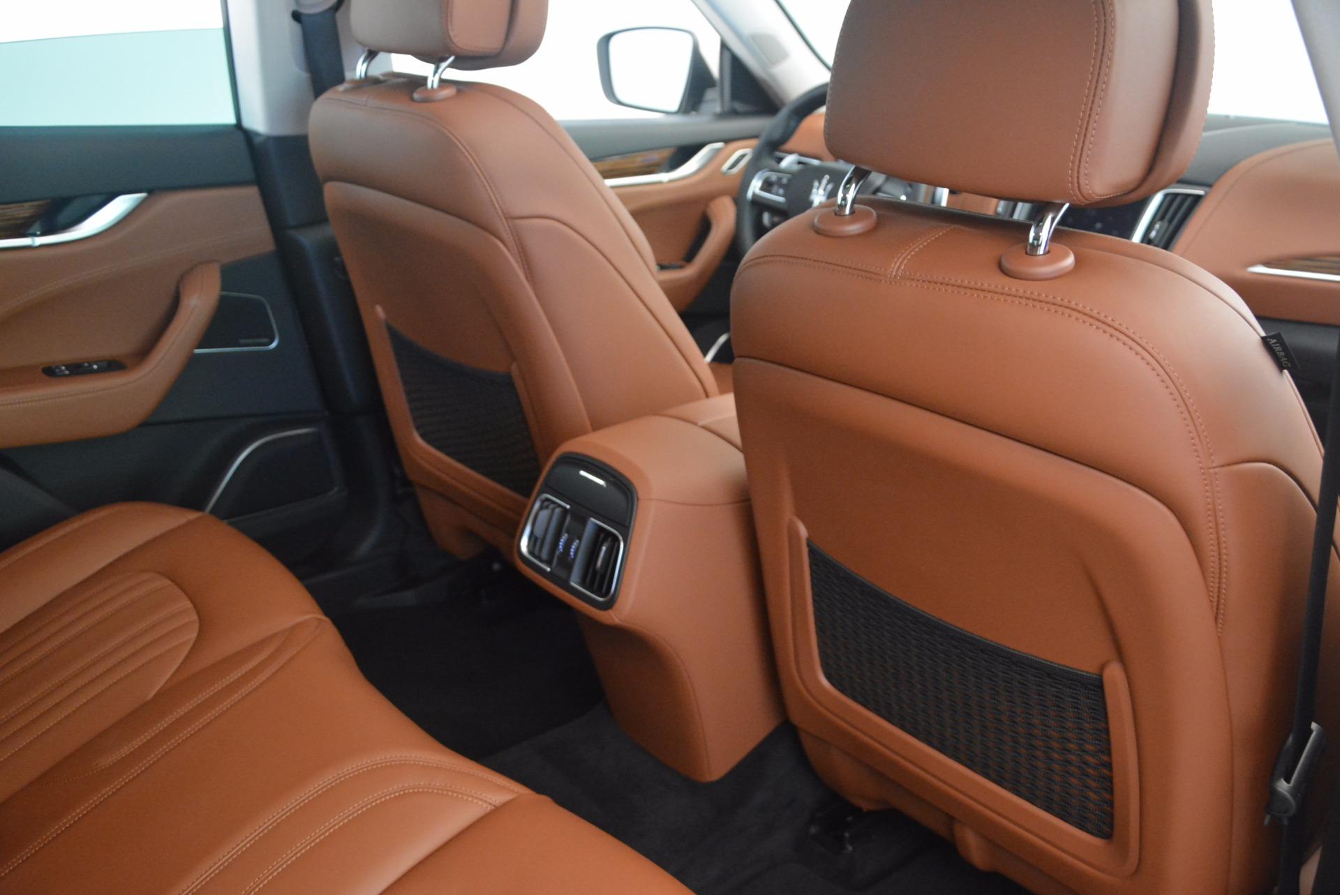 New 2017 Maserati Levante S For Sale In Greenwich, CT. Alfa Romeo of Greenwich, W457 1171_p23