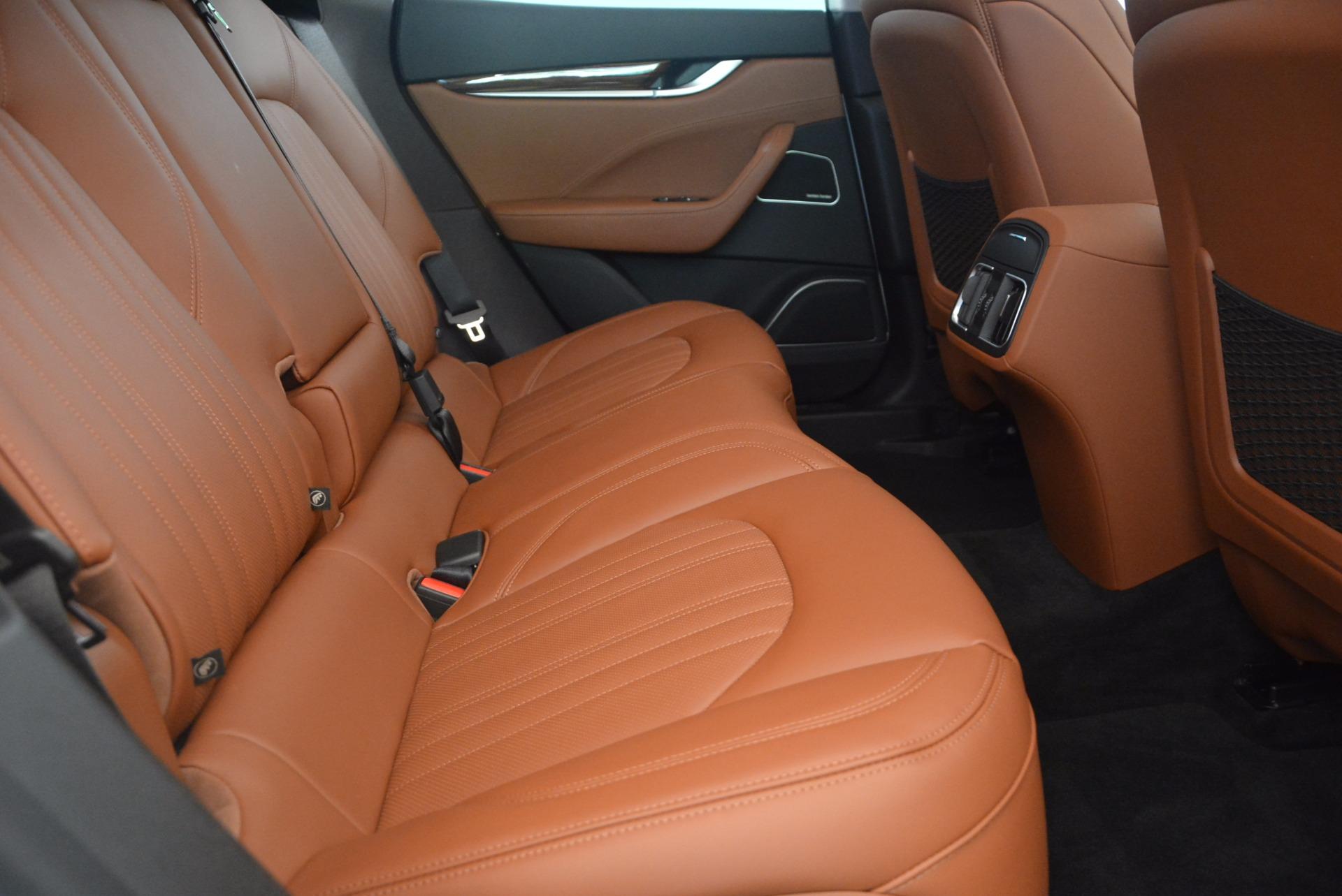 New 2017 Maserati Levante S For Sale In Greenwich, CT. Alfa Romeo of Greenwich, W457 1171_p24