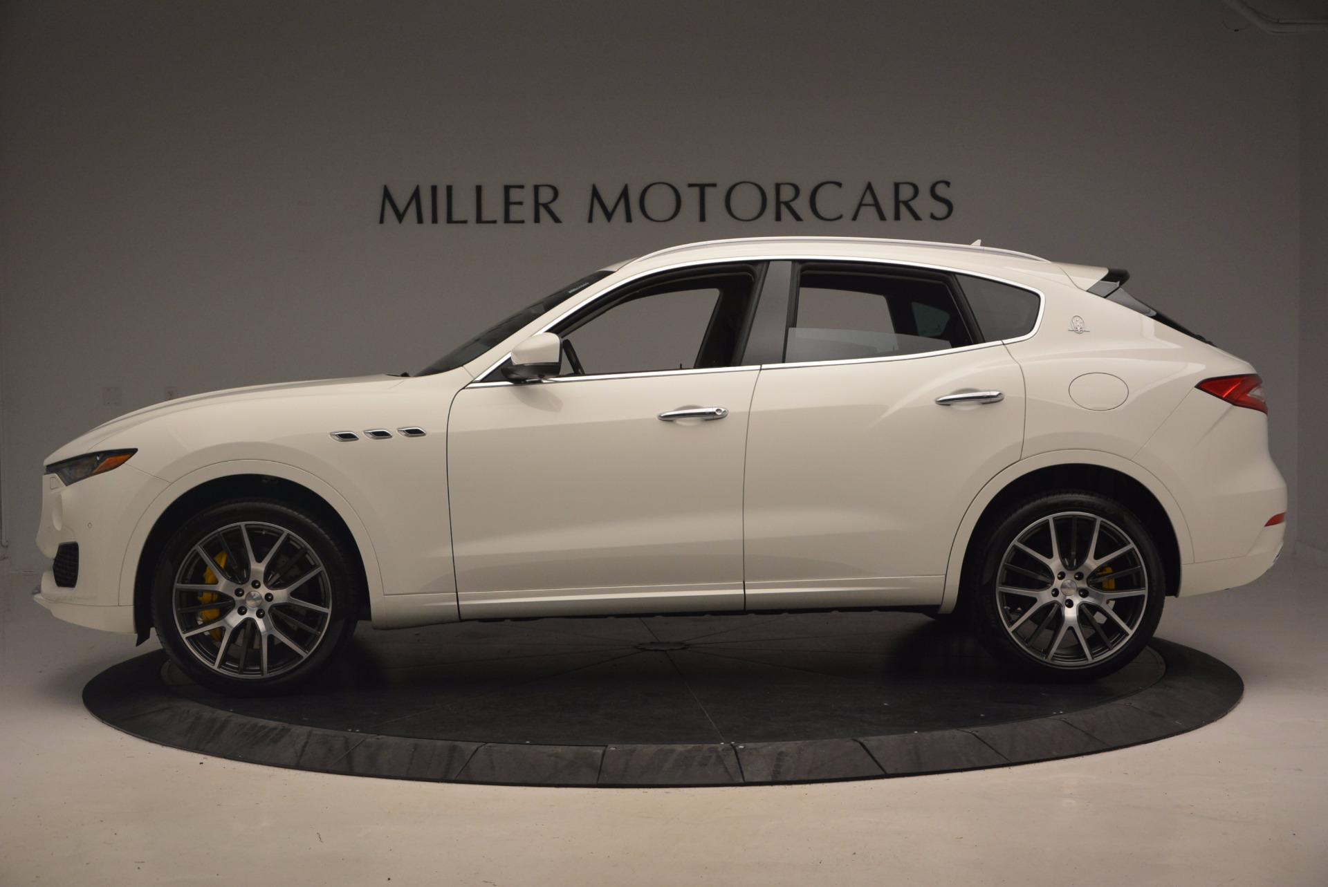 New 2017 Maserati Levante S For Sale In Greenwich, CT. Alfa Romeo of Greenwich, W457 1171_p3