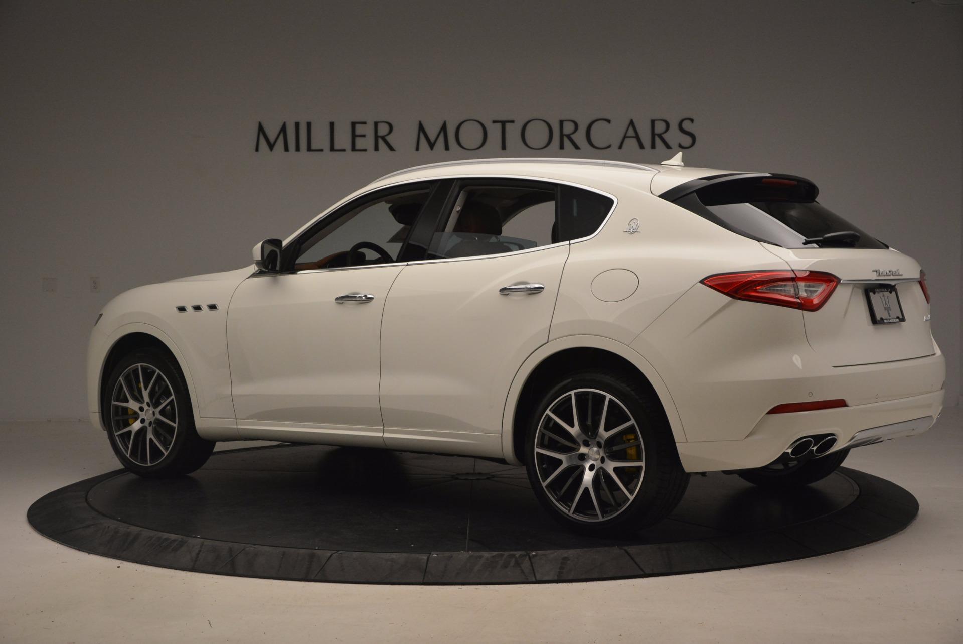 New 2017 Maserati Levante S For Sale In Greenwich, CT. Alfa Romeo of Greenwich, W457 1171_p4