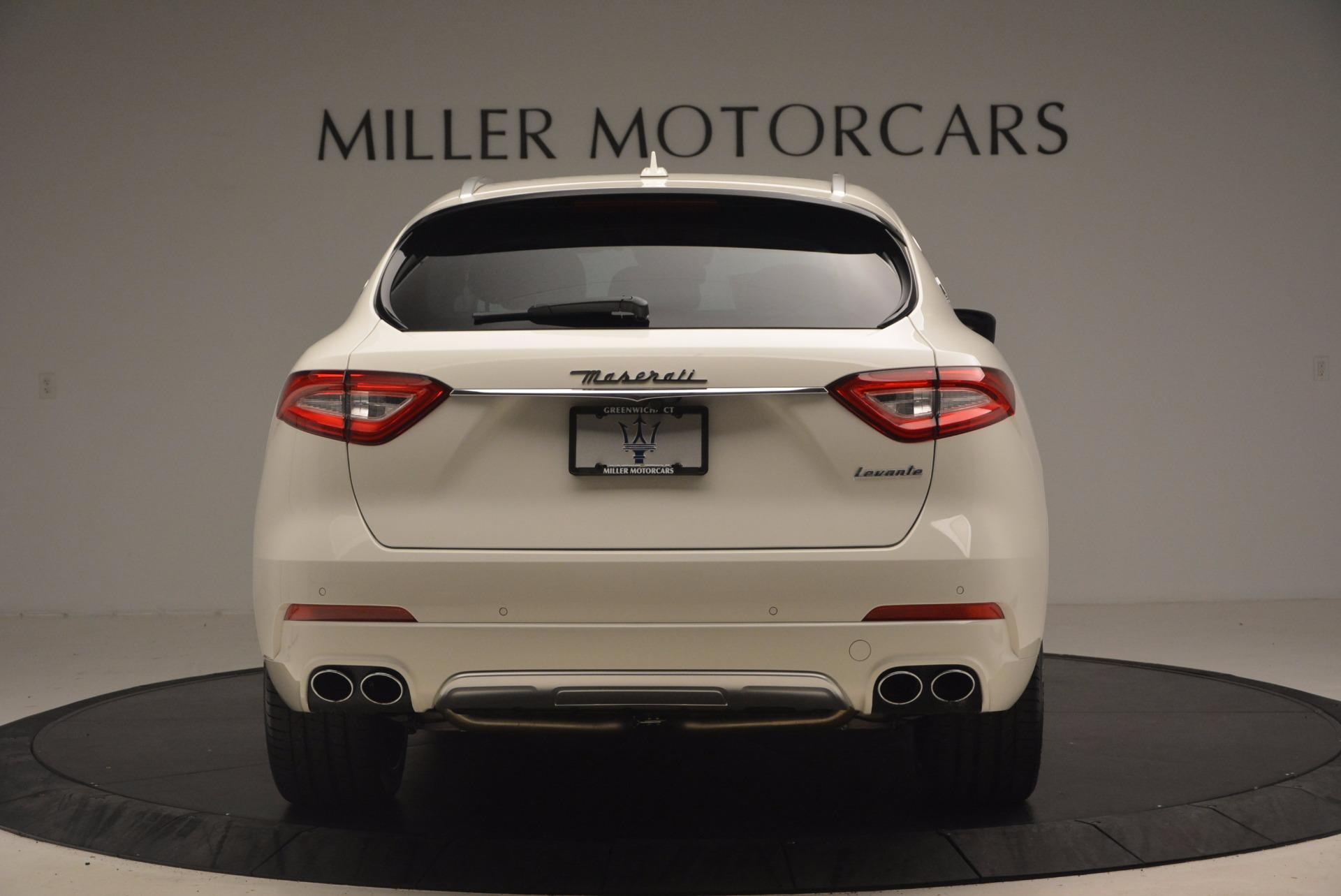 New 2017 Maserati Levante S For Sale In Greenwich, CT. Alfa Romeo of Greenwich, W457 1171_p6