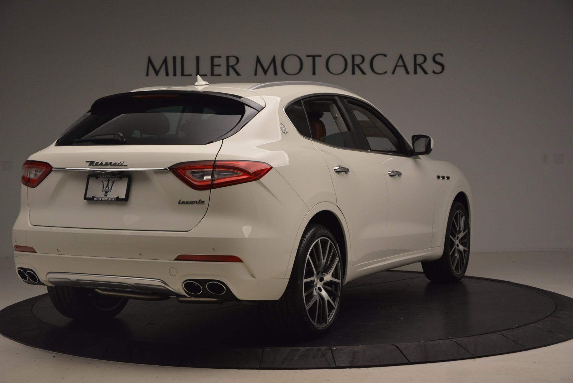 New 2017 Maserati Levante S For Sale In Greenwich, CT. Alfa Romeo of Greenwich, W457 1171_p7