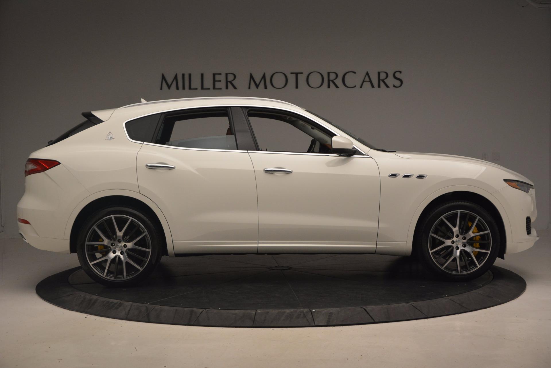New 2017 Maserati Levante S For Sale In Greenwich, CT. Alfa Romeo of Greenwich, W457 1171_p9