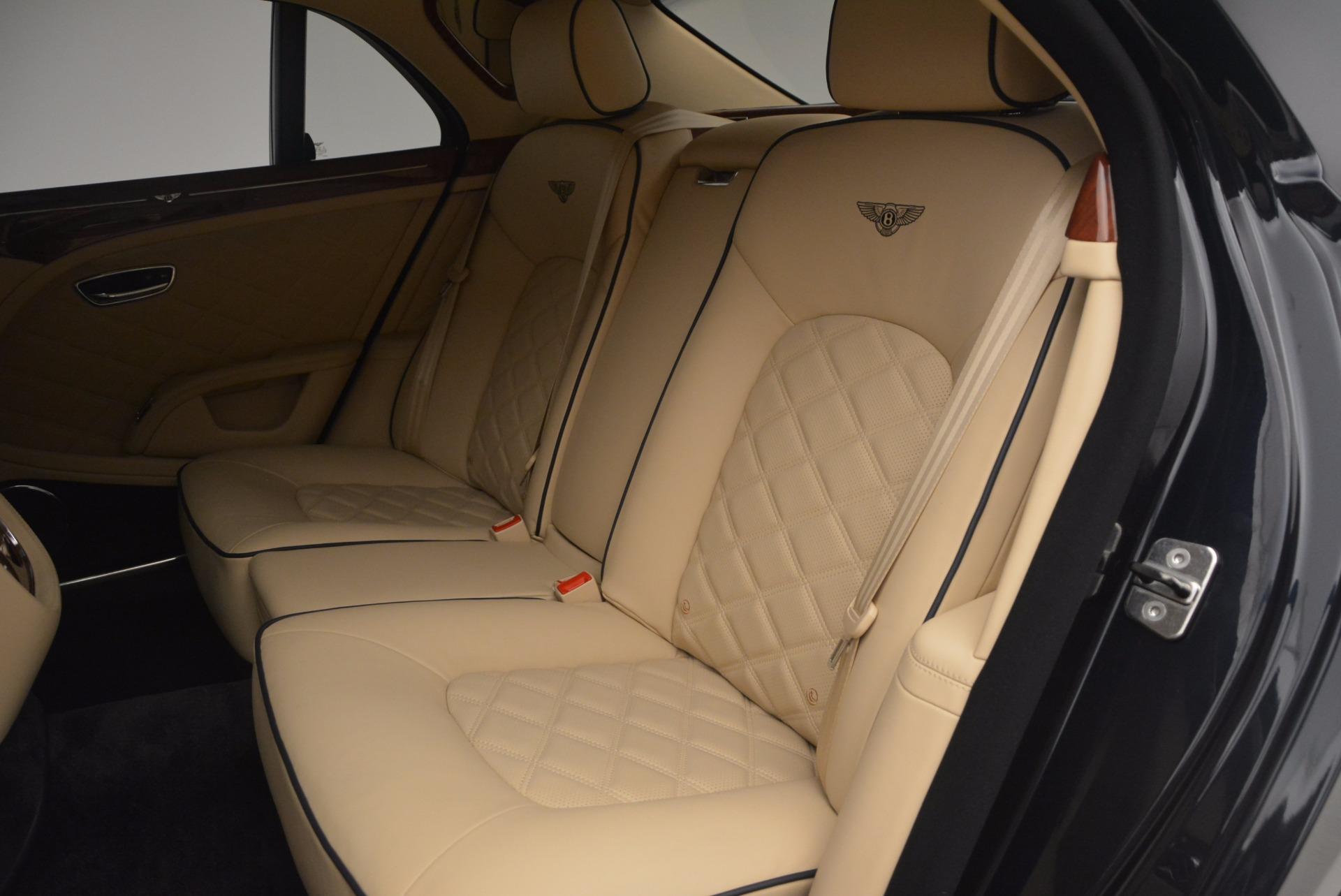 Used 2016 Bentley Mulsanne  For Sale In Greenwich, CT. Alfa Romeo of Greenwich, 7208 1173_p29