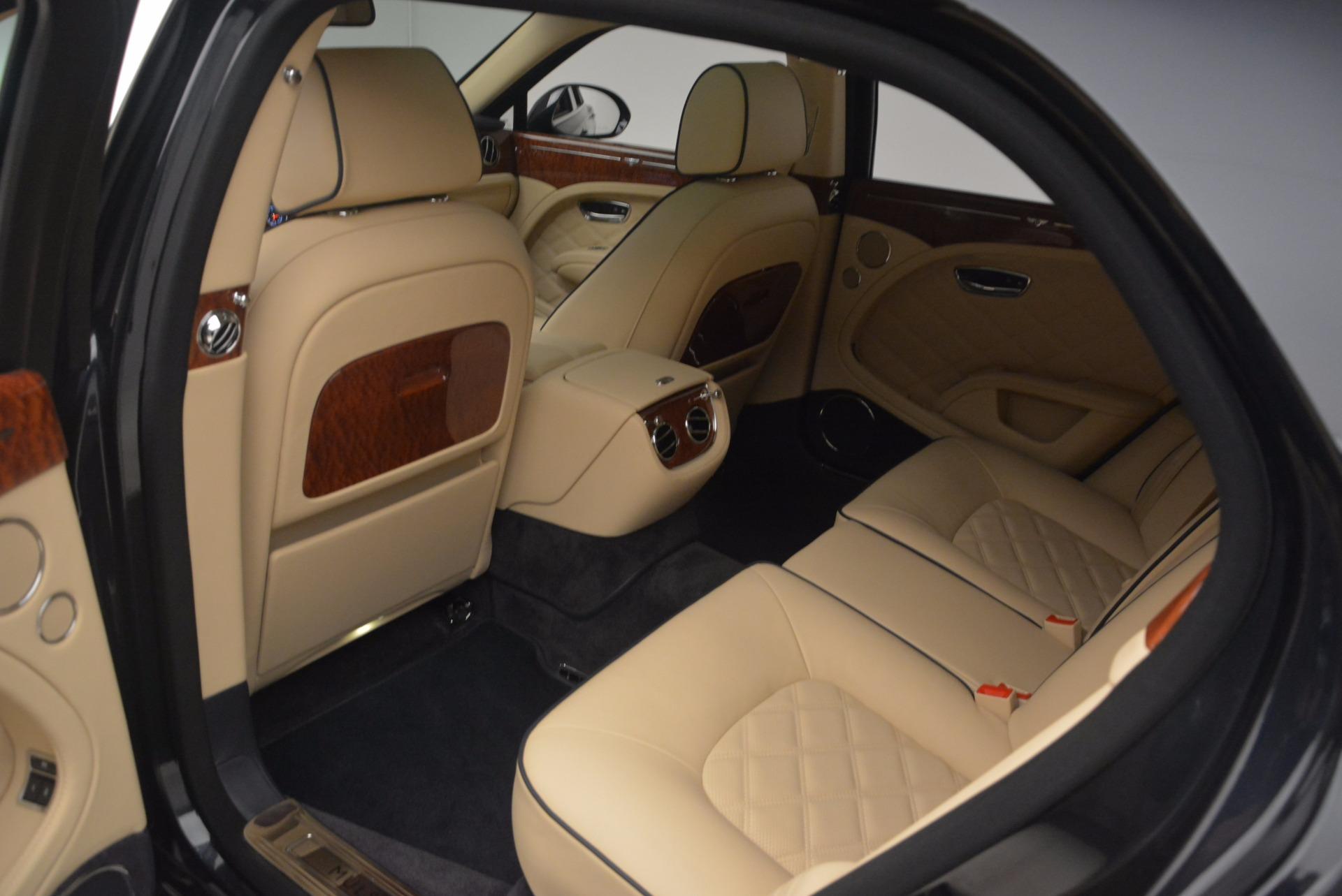 Used 2016 Bentley Mulsanne  For Sale In Greenwich, CT. Alfa Romeo of Greenwich, 7208 1173_p31