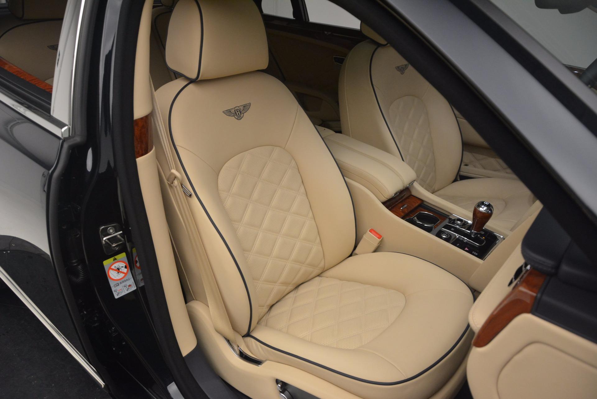 Used 2016 Bentley Mulsanne  For Sale In Greenwich, CT. Alfa Romeo of Greenwich, 7208 1173_p36