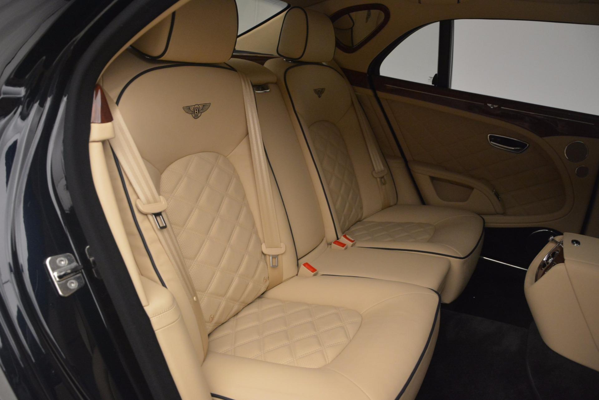 Used 2016 Bentley Mulsanne  For Sale In Greenwich, CT. Alfa Romeo of Greenwich, 7208 1173_p41