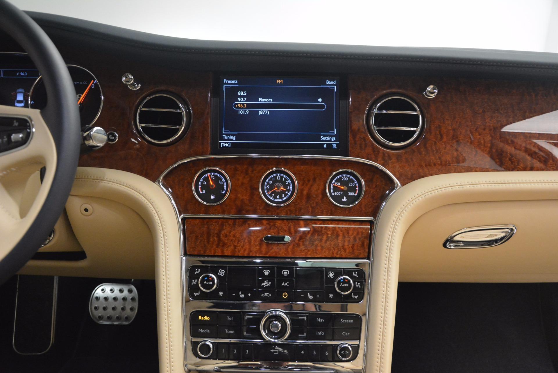 Used 2016 Bentley Mulsanne  For Sale In Greenwich, CT. Alfa Romeo of Greenwich, 7208 1173_p45