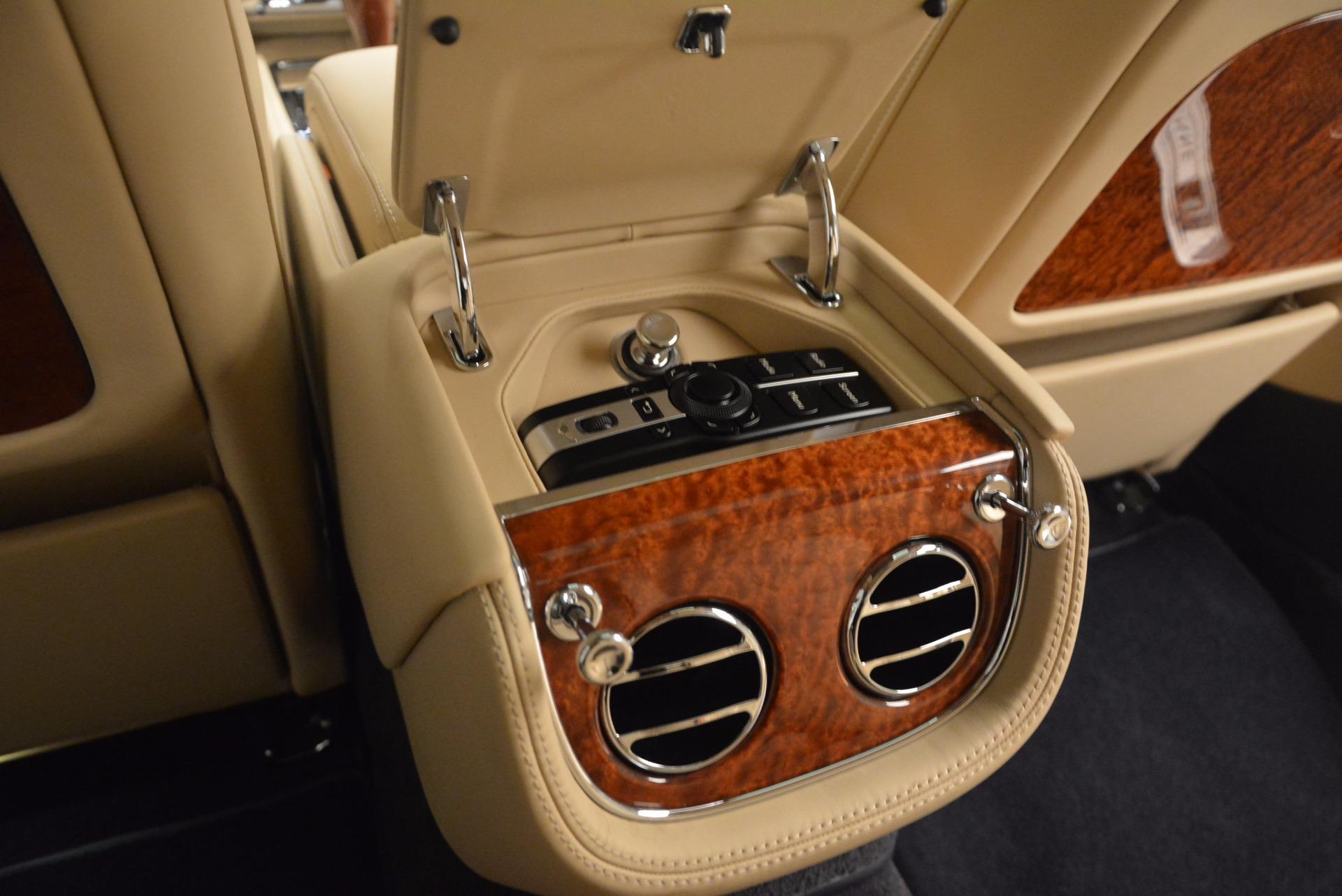 Used 2016 Bentley Mulsanne  For Sale In Greenwich, CT. Alfa Romeo of Greenwich, 7208 1173_p48