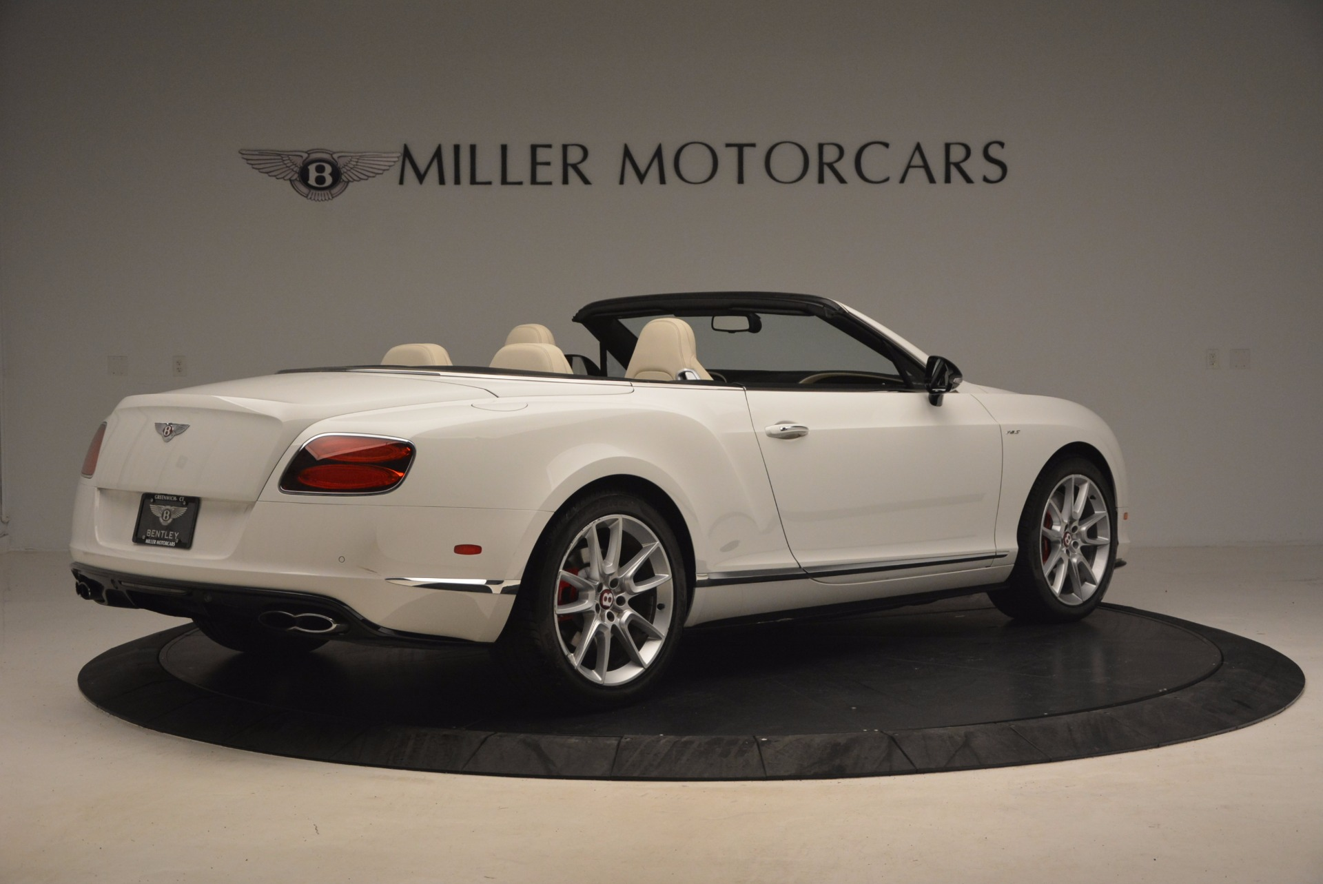 Used 2015 Bentley Continental GT V8 S For Sale In Greenwich, CT. Alfa Romeo of Greenwich, 7207 1175_p8