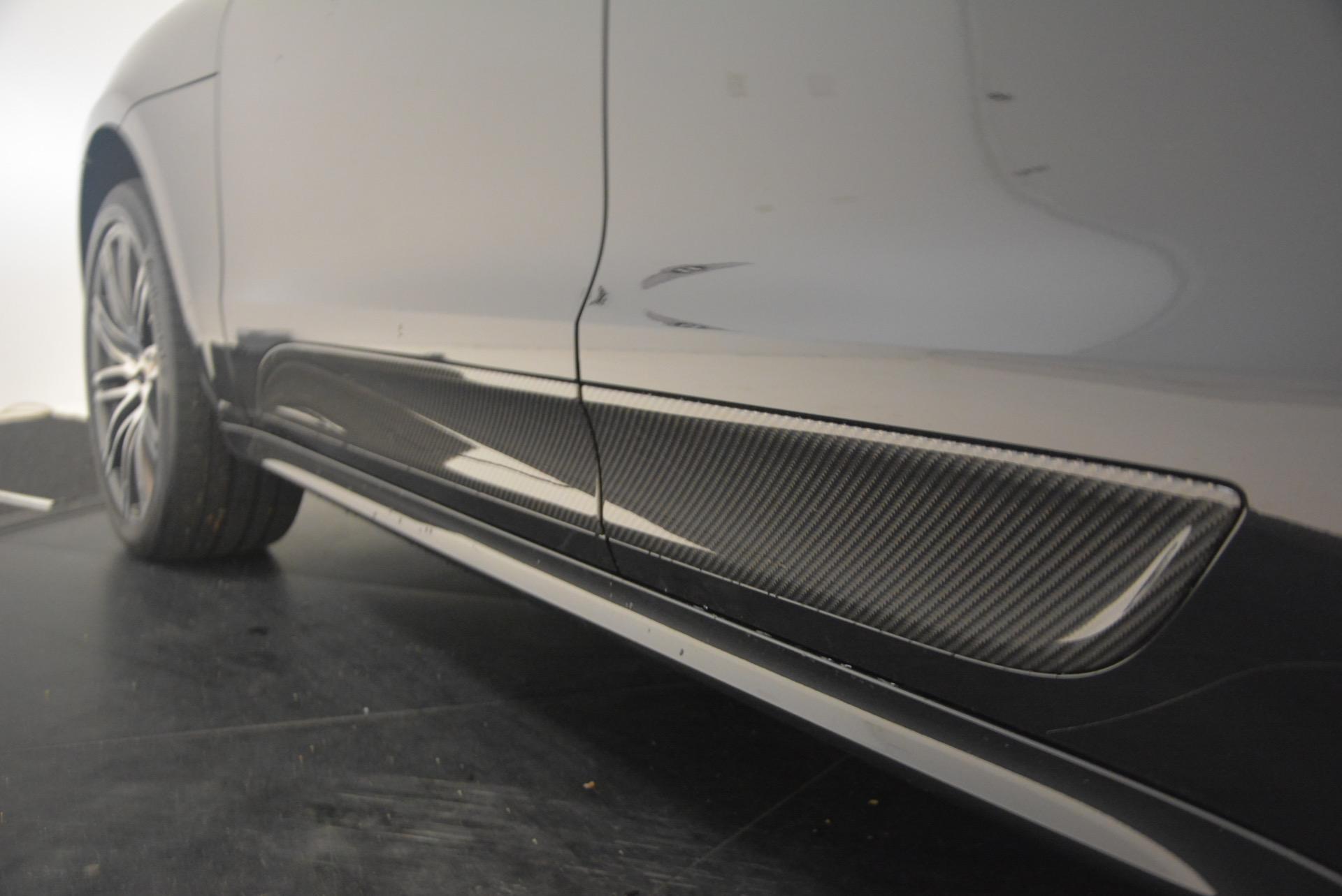 Used 2016 Porsche Macan Turbo For Sale In Greenwich, CT. Alfa Romeo of Greenwich, L083A 1177_p14