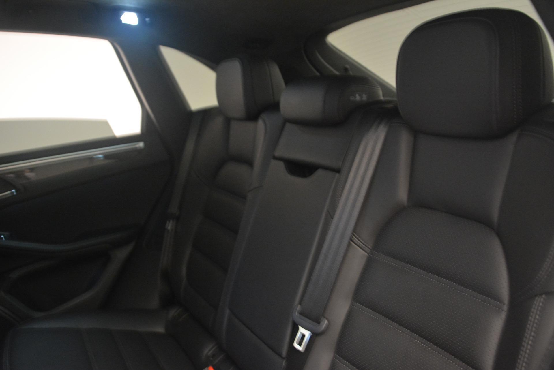 Used 2016 Porsche Macan Turbo For Sale In Greenwich, CT. Alfa Romeo of Greenwich, L083A 1177_p28