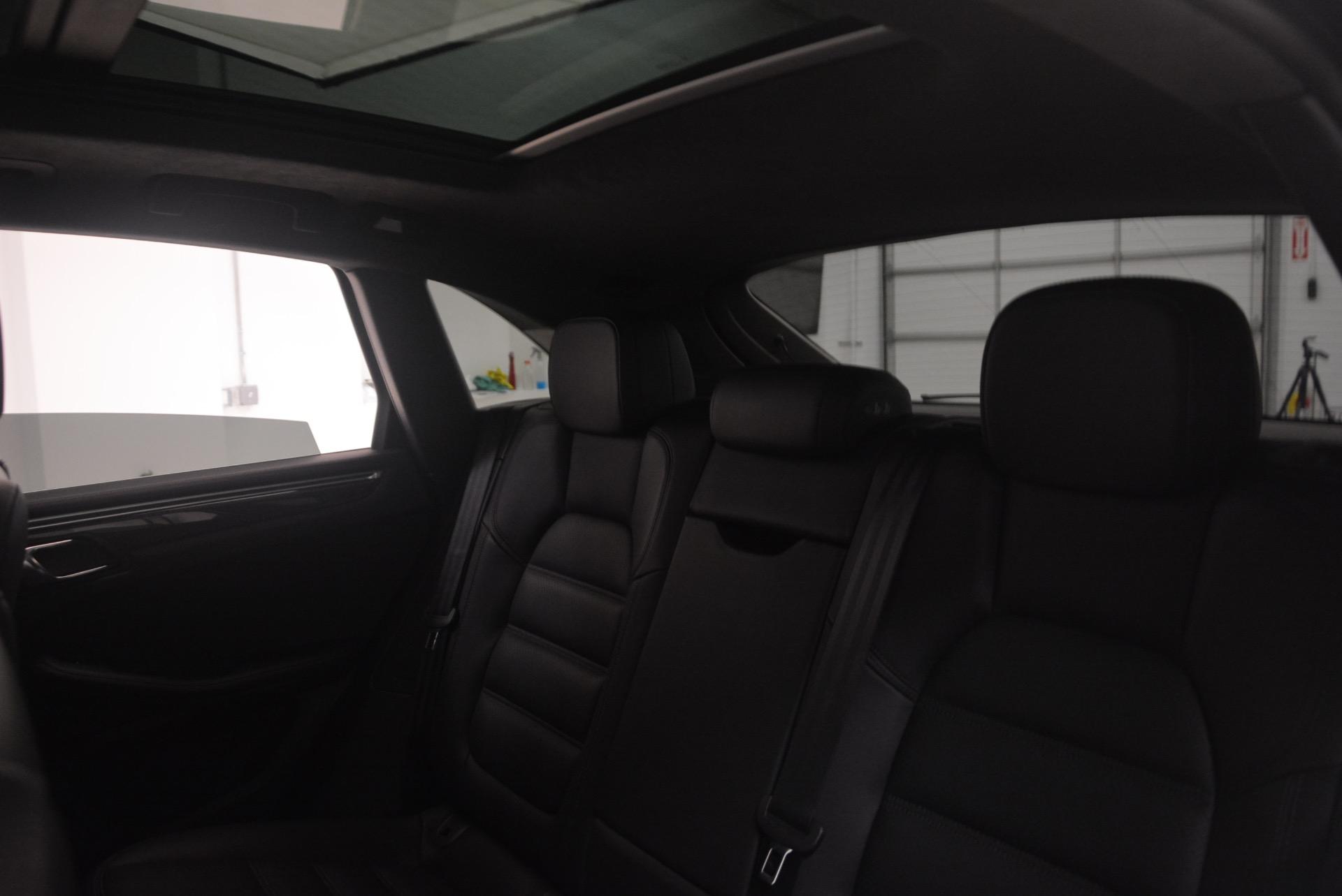 Used 2016 Porsche Macan Turbo For Sale In Greenwich, CT. Alfa Romeo of Greenwich, L083A 1177_p34