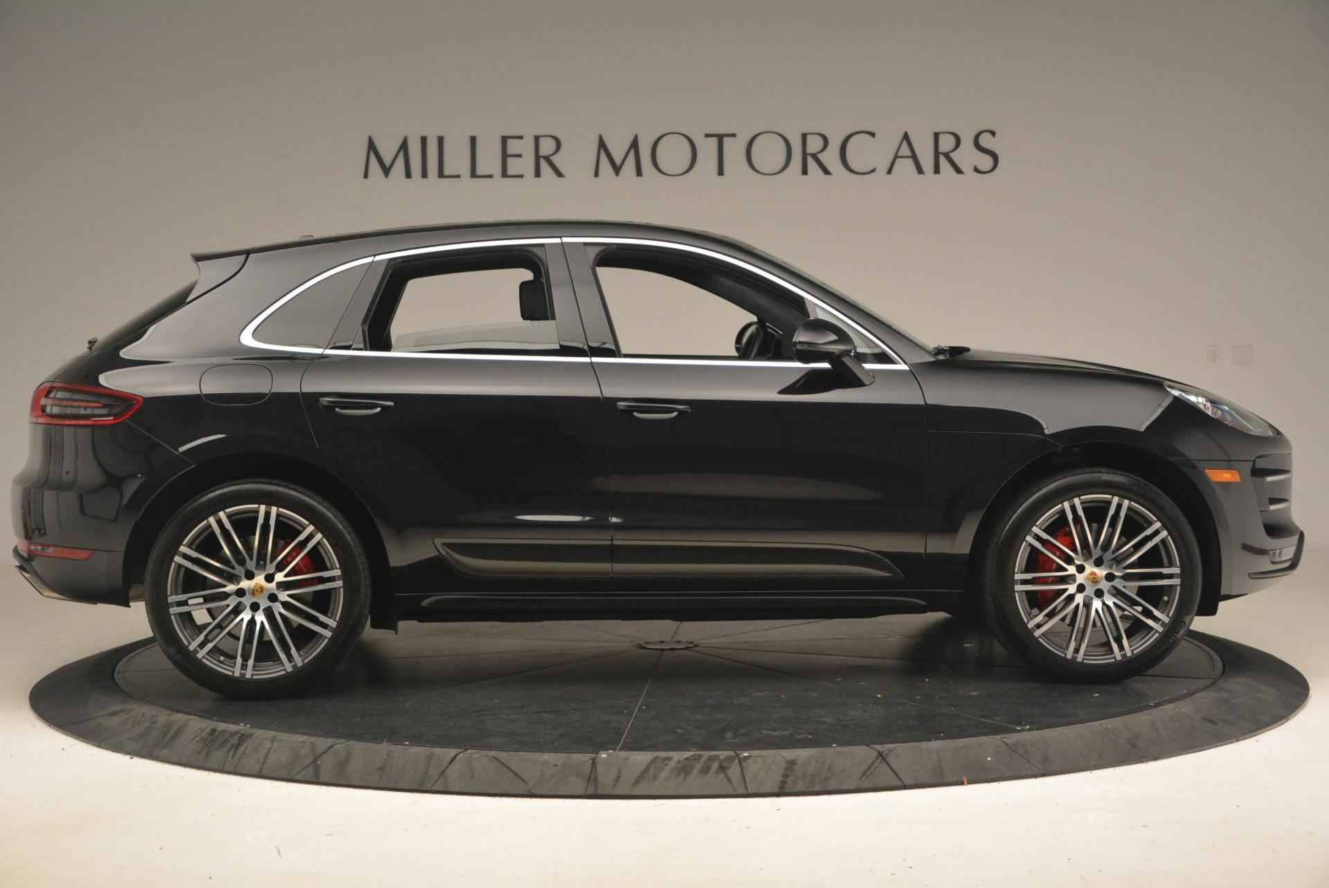 Used 2016 Porsche Macan Turbo For Sale In Greenwich, CT. Alfa Romeo of Greenwich, L083A 1177_p9