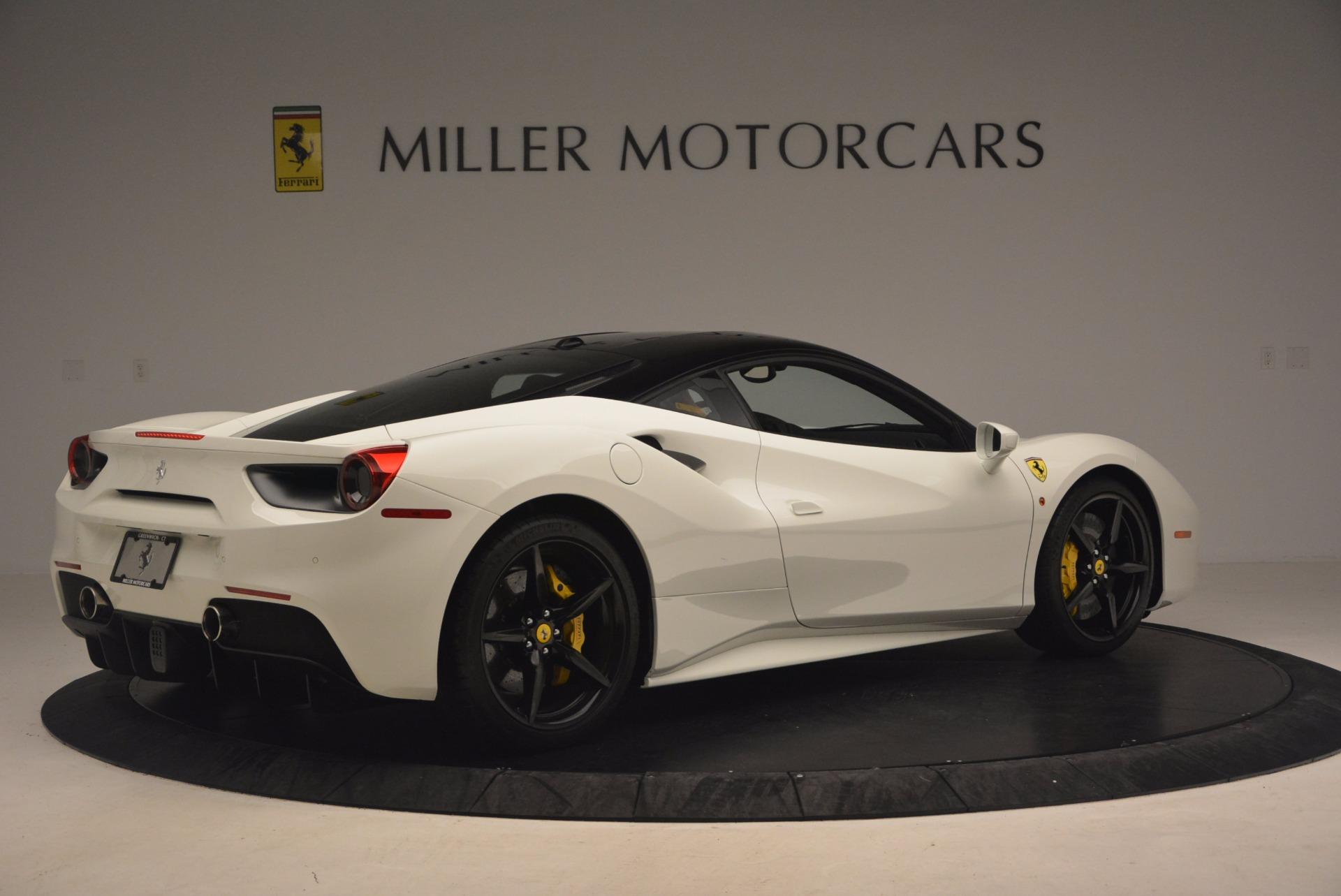 Used 2016 Ferrari 488 GTB  For Sale In Greenwich, CT. Alfa Romeo of Greenwich, F1805A 1178_p8