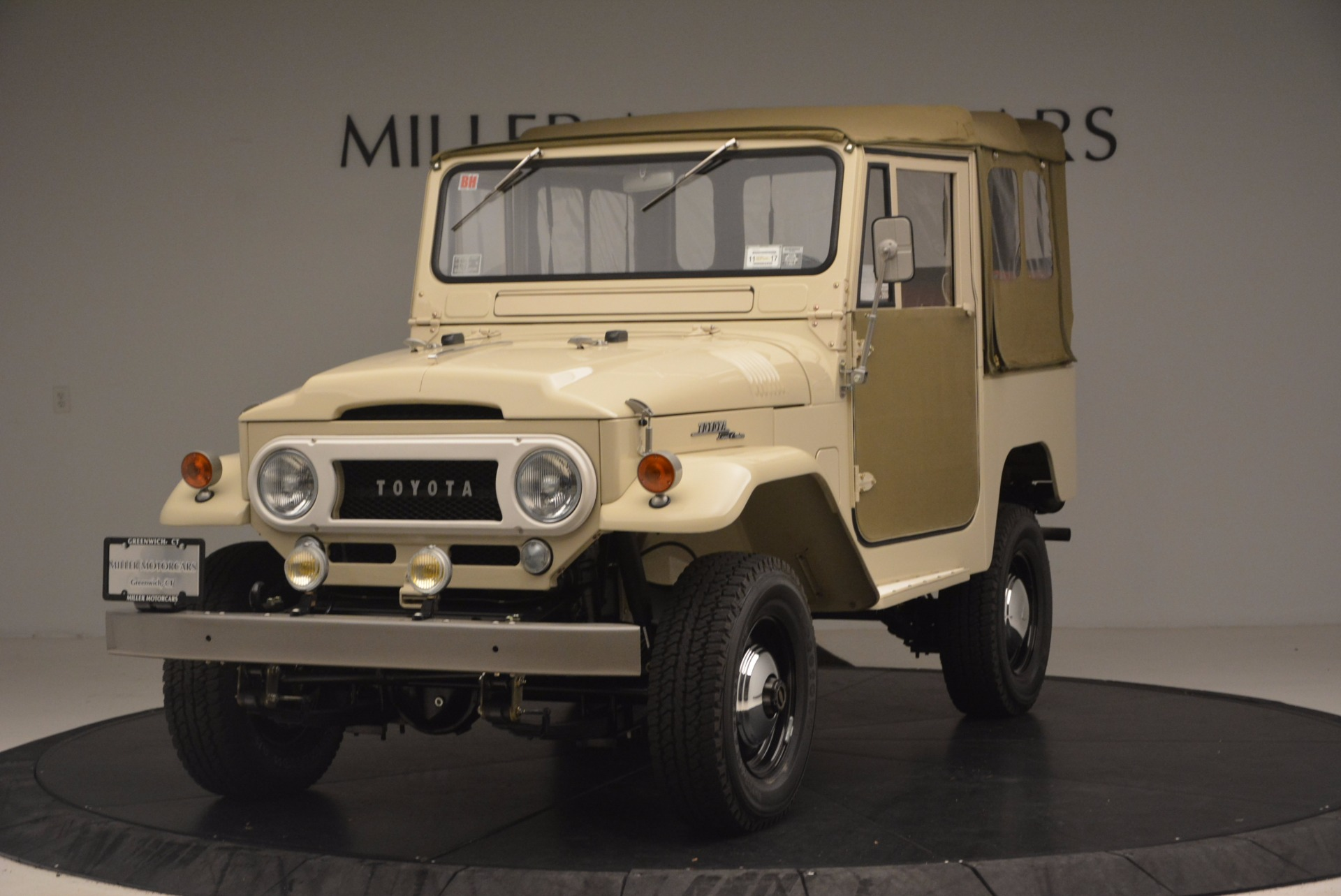 Used 1966 Toyota FJ40 Land Cruiser Land Cruiser For Sale In Greenwich, CT. Alfa Romeo of Greenwich, 11123
