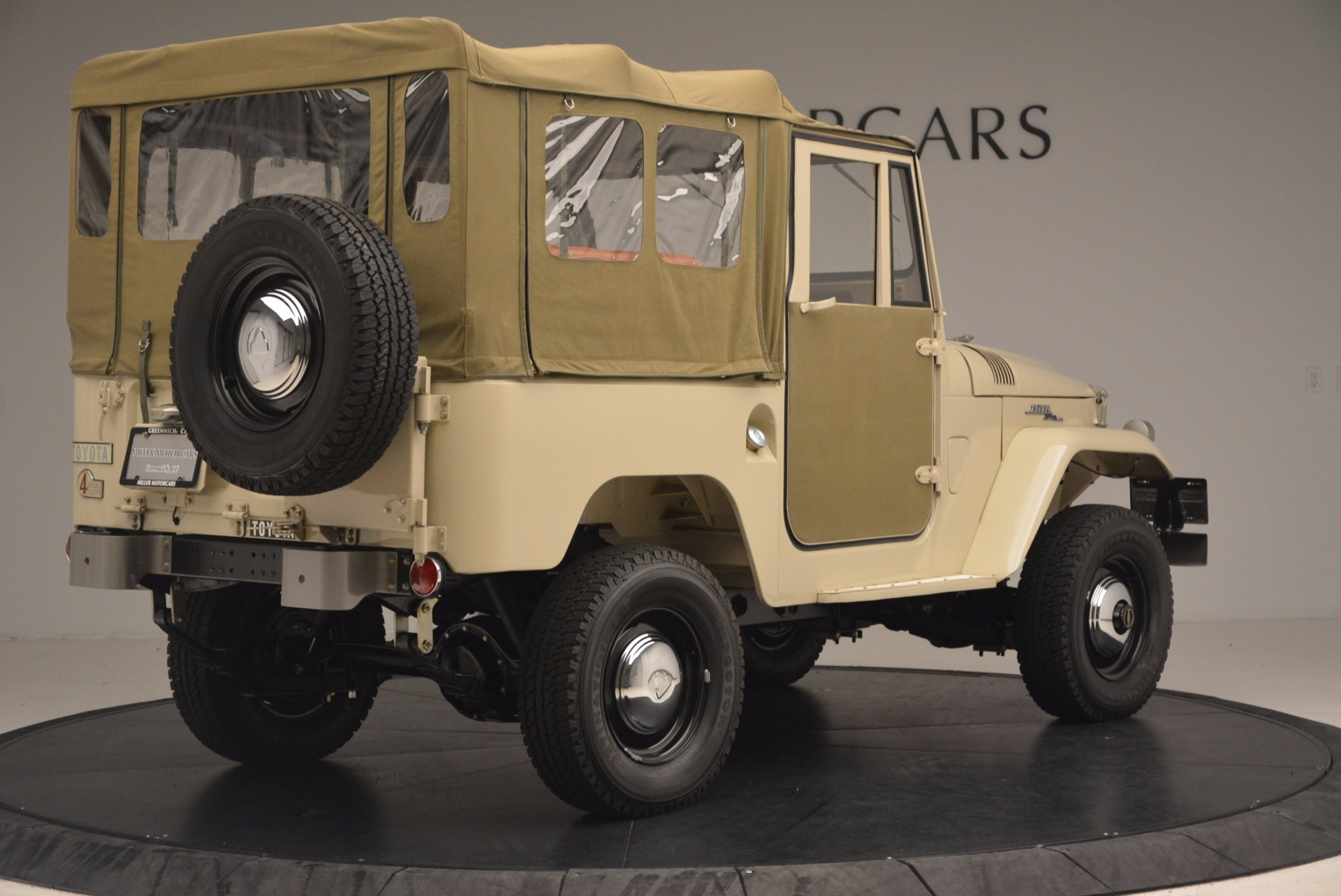 Used 1966 Toyota FJ40 Land Cruiser Land Cruiser For Sale In Greenwich, CT. Alfa Romeo of Greenwich, 11123 1179_p10