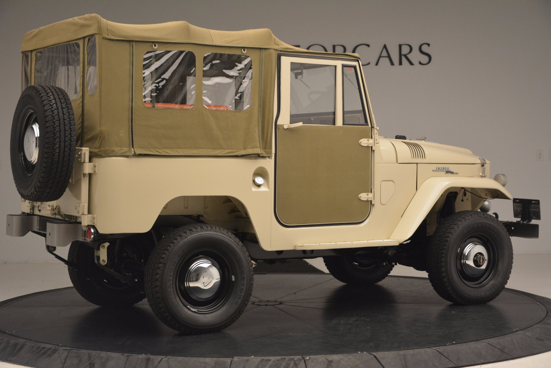 Used 1966 Toyota FJ40 Land Cruiser Land Cruiser For Sale In Greenwich, CT. Alfa Romeo of Greenwich, 11123 1179_p11