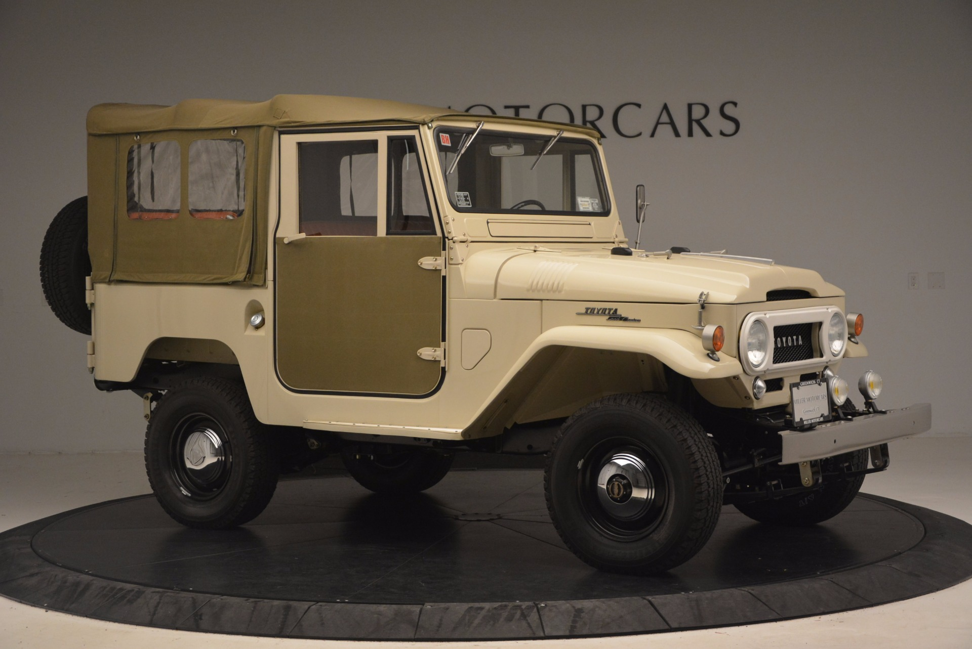 Used 1966 Toyota FJ40 Land Cruiser Land Cruiser For Sale In Greenwich, CT. Alfa Romeo of Greenwich, 11123 1179_p13
