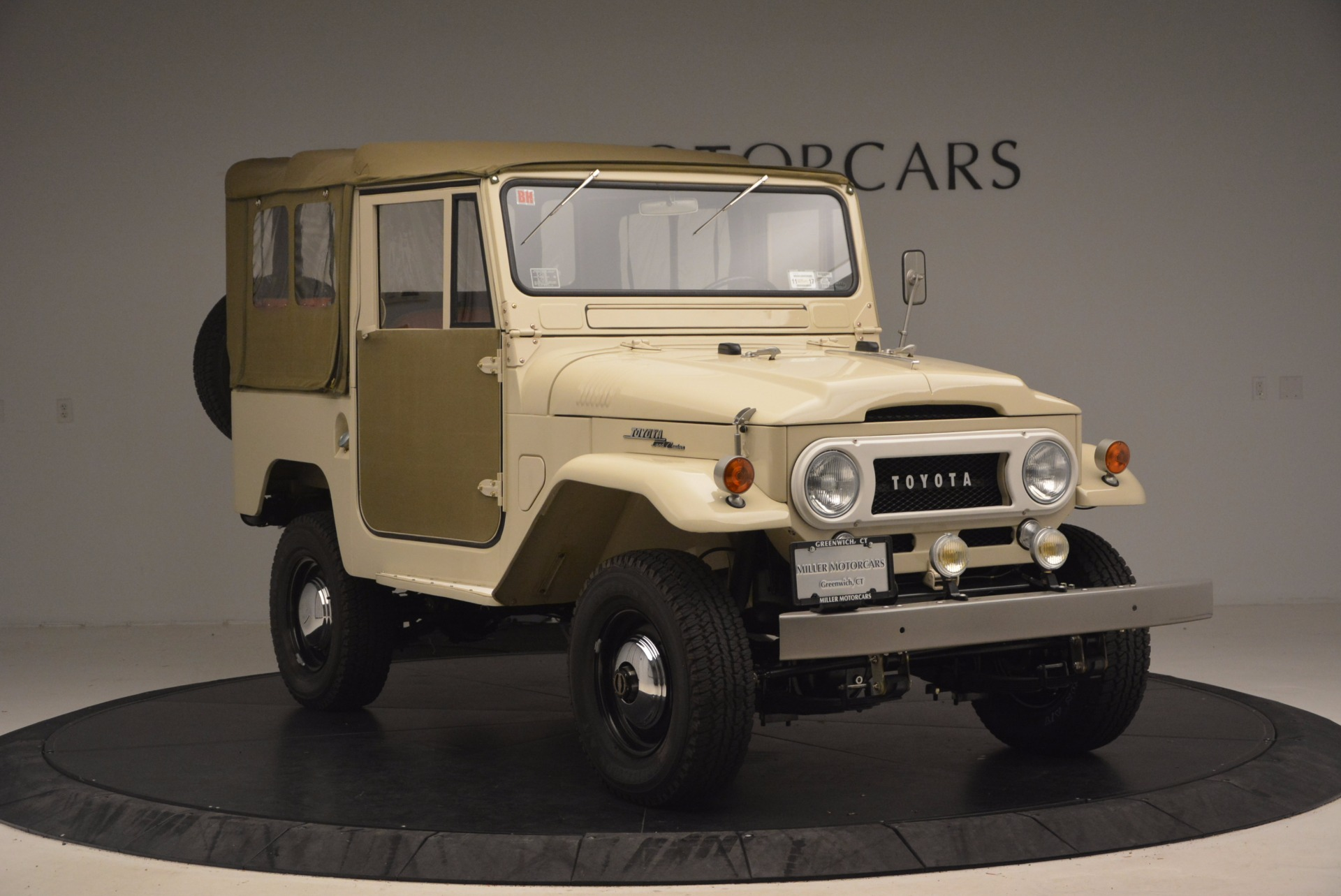 Used 1966 Toyota FJ40 Land Cruiser Land Cruiser For Sale In Greenwich, CT. Alfa Romeo of Greenwich, 11123 1179_p14