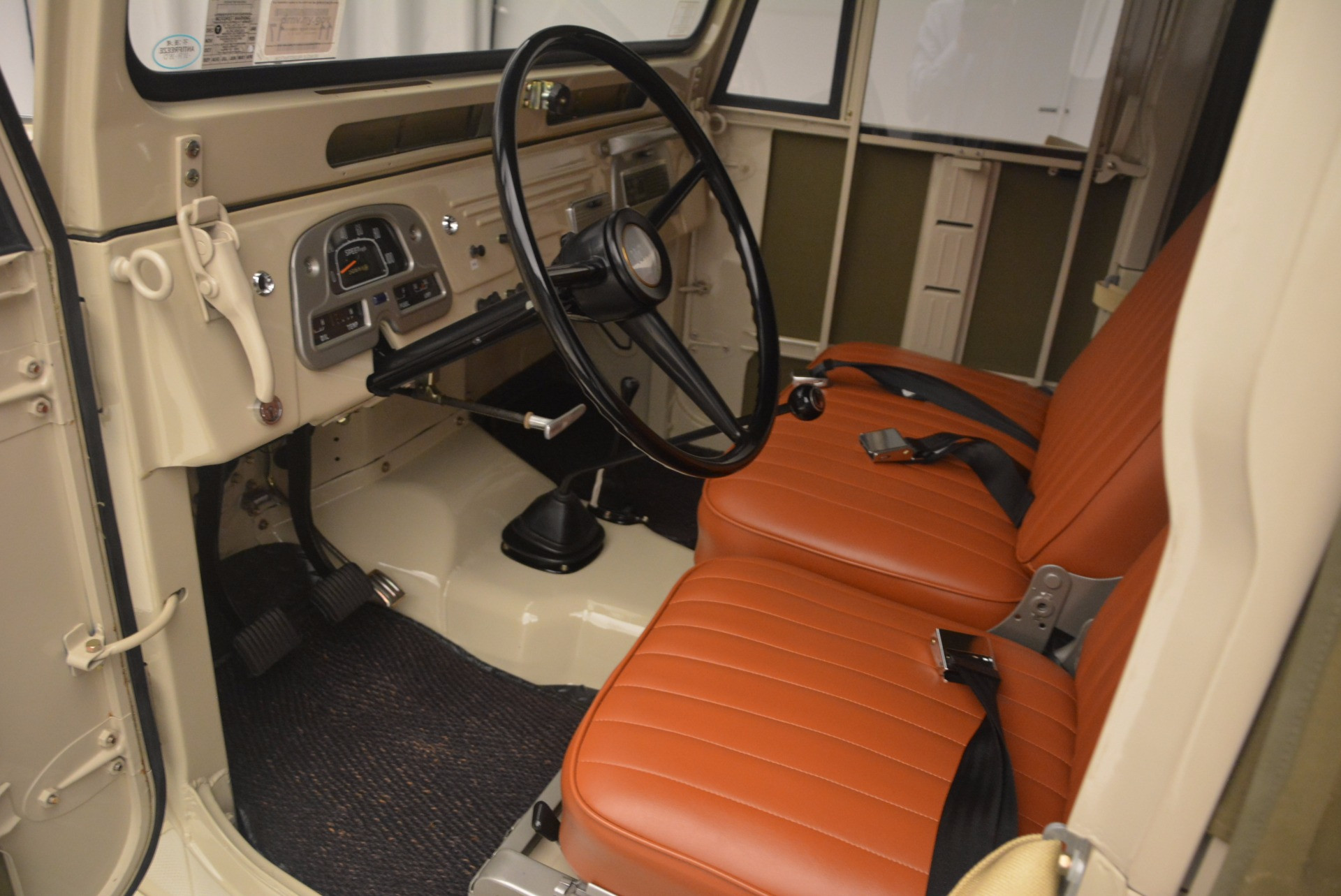 Used 1966 Toyota FJ40 Land Cruiser Land Cruiser For Sale In Greenwich, CT. Alfa Romeo of Greenwich, 11123 1179_p15