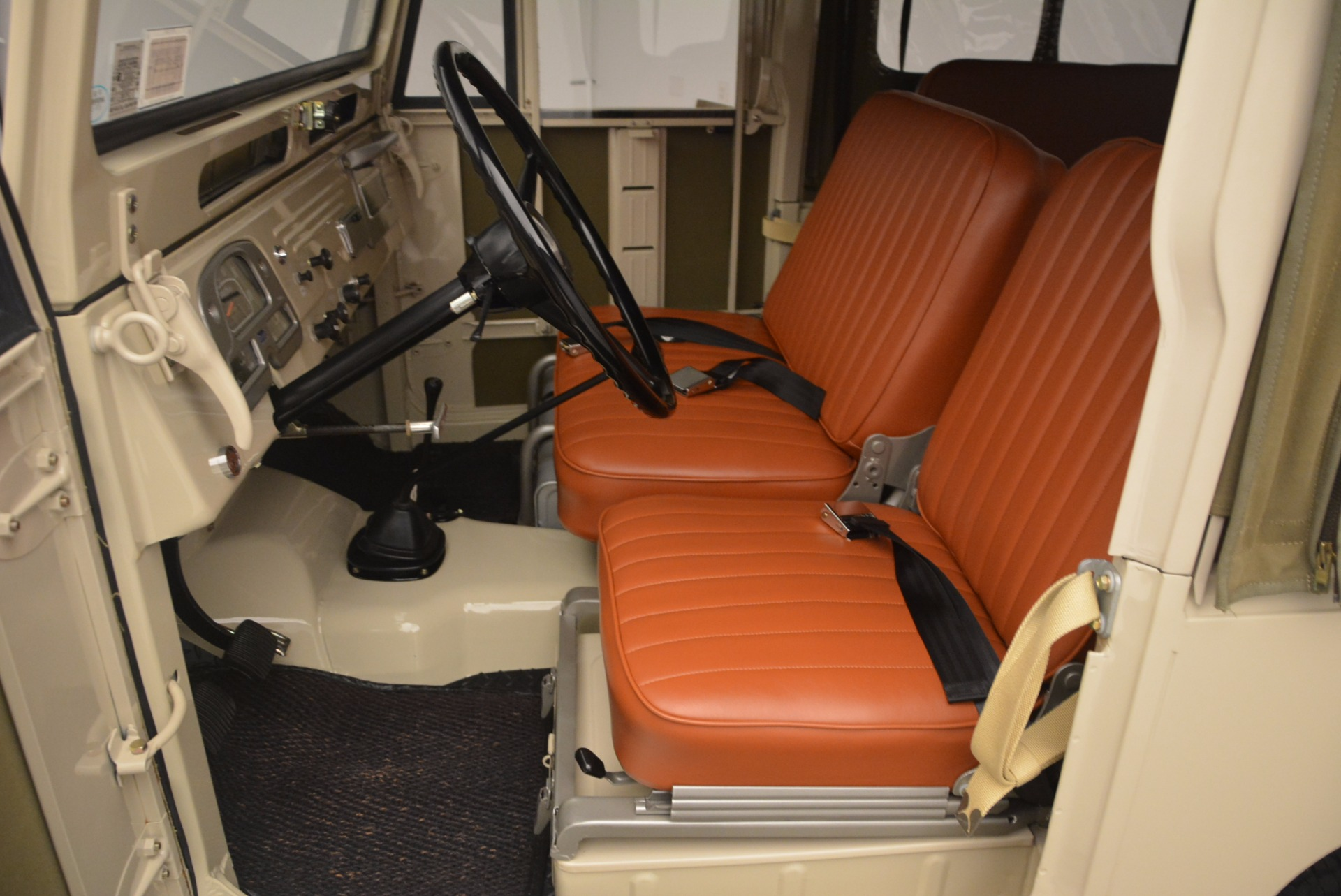Used 1966 Toyota FJ40 Land Cruiser Land Cruiser For Sale In Greenwich, CT. Alfa Romeo of Greenwich, 11123 1179_p16