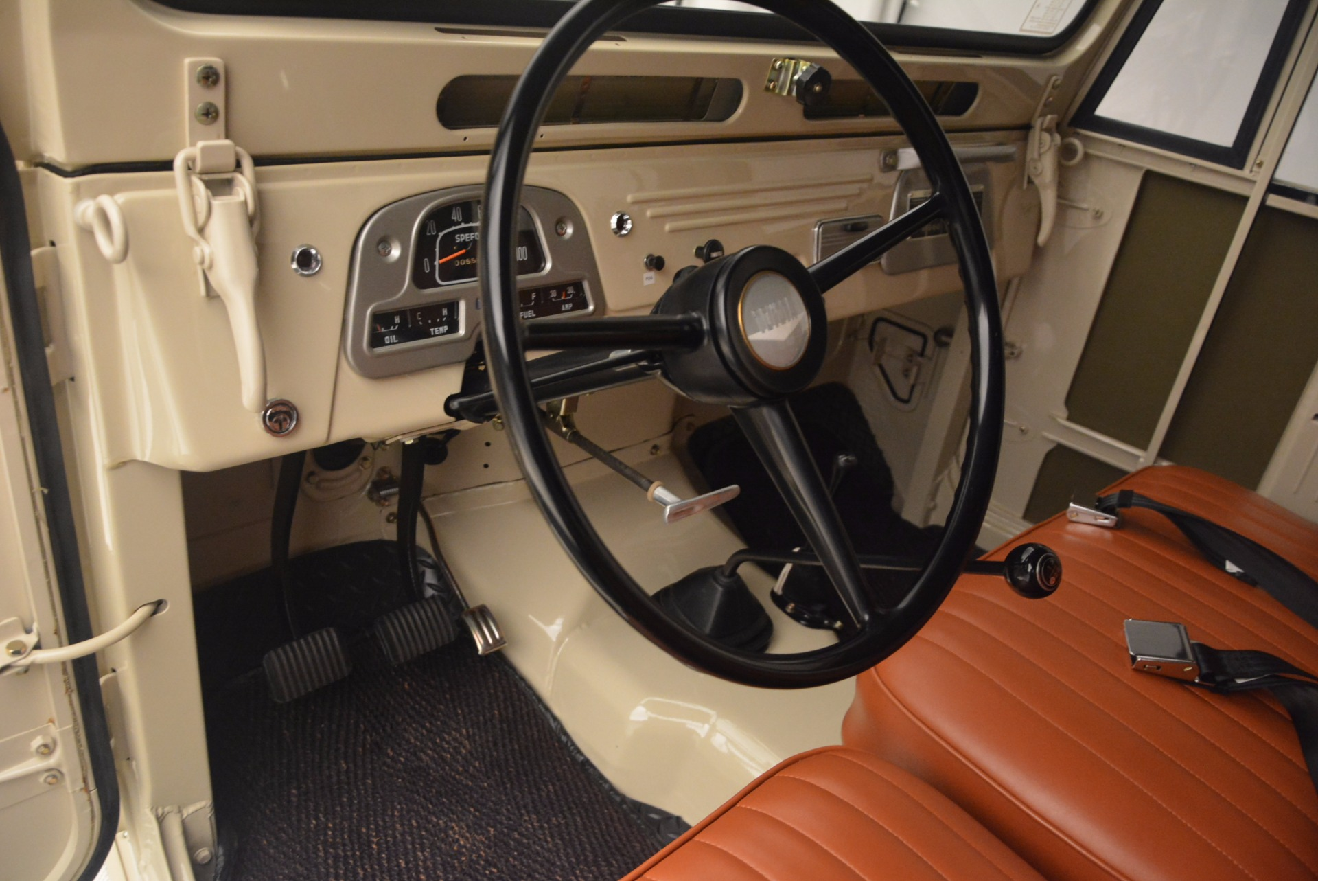 Used 1966 Toyota FJ40 Land Cruiser Land Cruiser For Sale In Greenwich, CT. Alfa Romeo of Greenwich, 11123 1179_p17