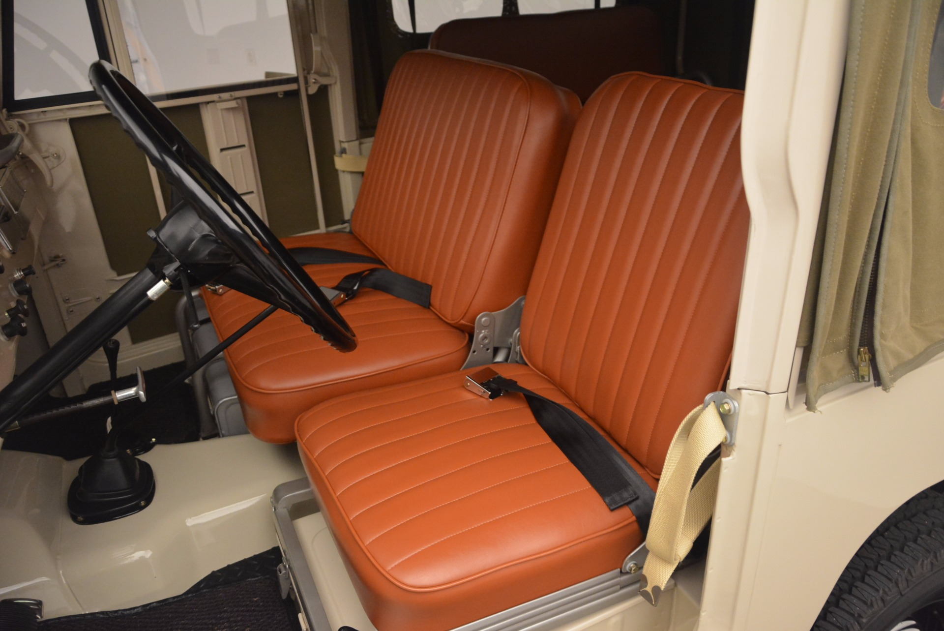 Used 1966 Toyota FJ40 Land Cruiser Land Cruiser For Sale In Greenwich, CT. Alfa Romeo of Greenwich, 11123 1179_p18