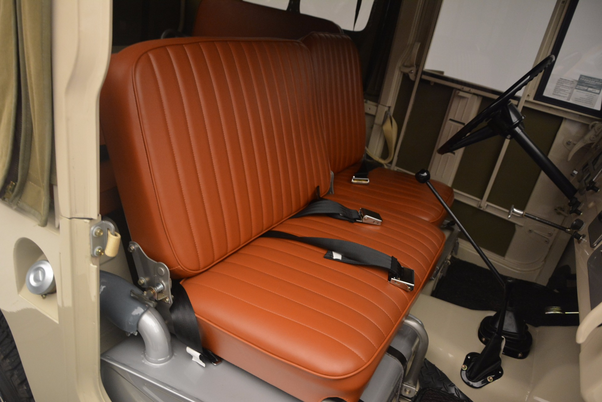 Used 1966 Toyota FJ40 Land Cruiser Land Cruiser For Sale In Greenwich, CT. Alfa Romeo of Greenwich, 11123 1179_p20