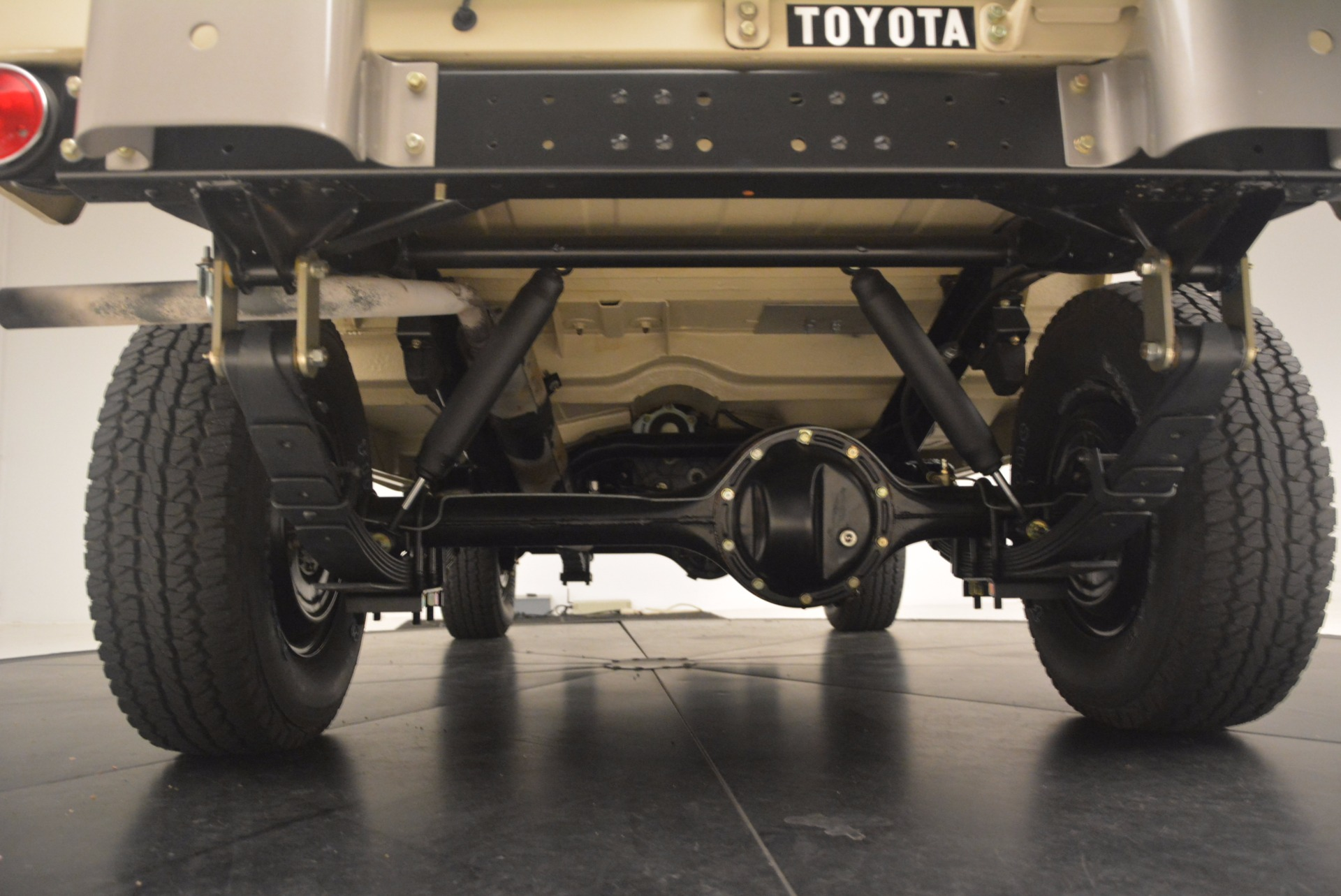 Used 1966 Toyota FJ40 Land Cruiser Land Cruiser For Sale In Greenwich, CT. Alfa Romeo of Greenwich, 11123 1179_p27