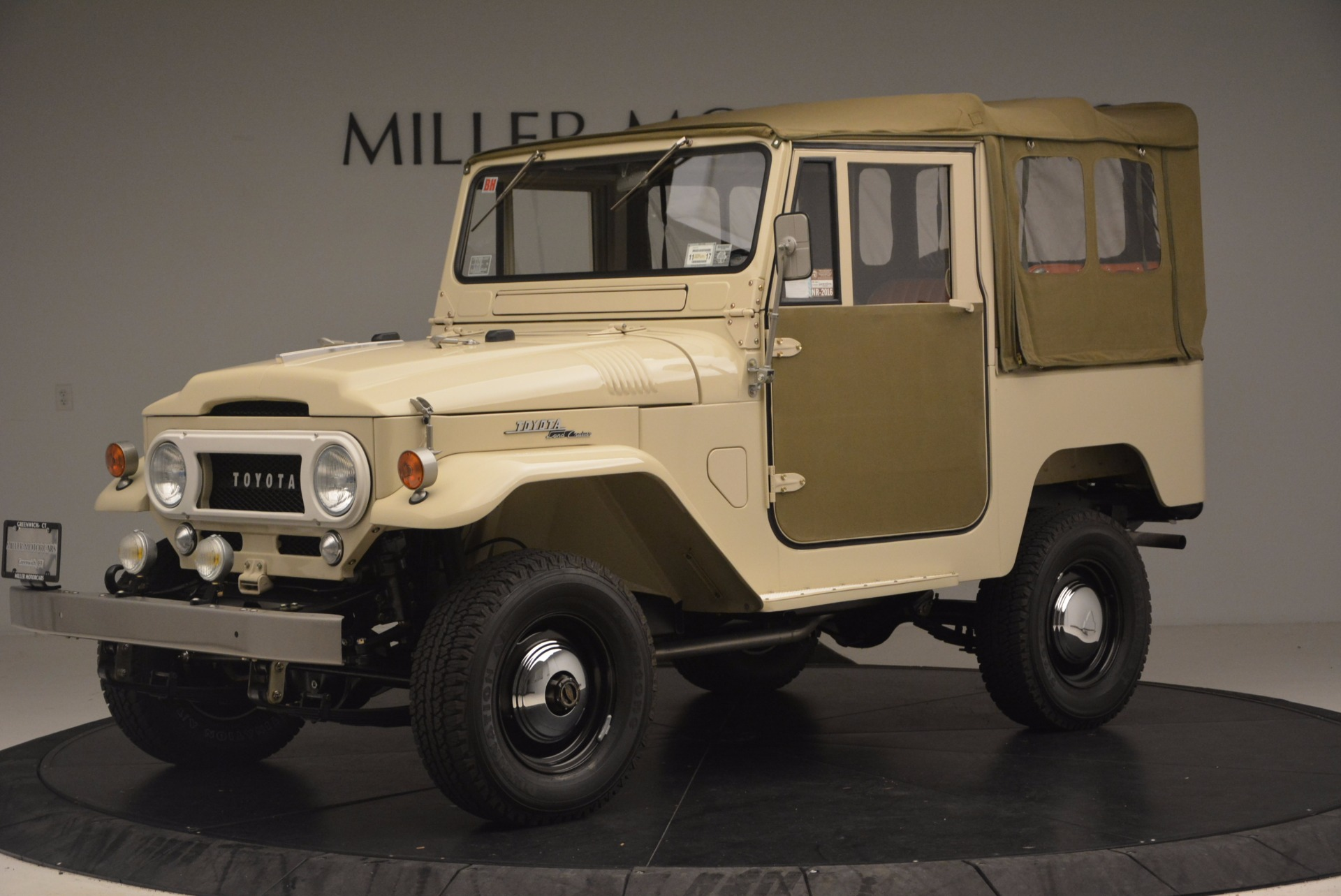 Used 1966 Toyota FJ40 Land Cruiser Land Cruiser For Sale In Greenwich, CT. Alfa Romeo of Greenwich, 11123 1179_p2