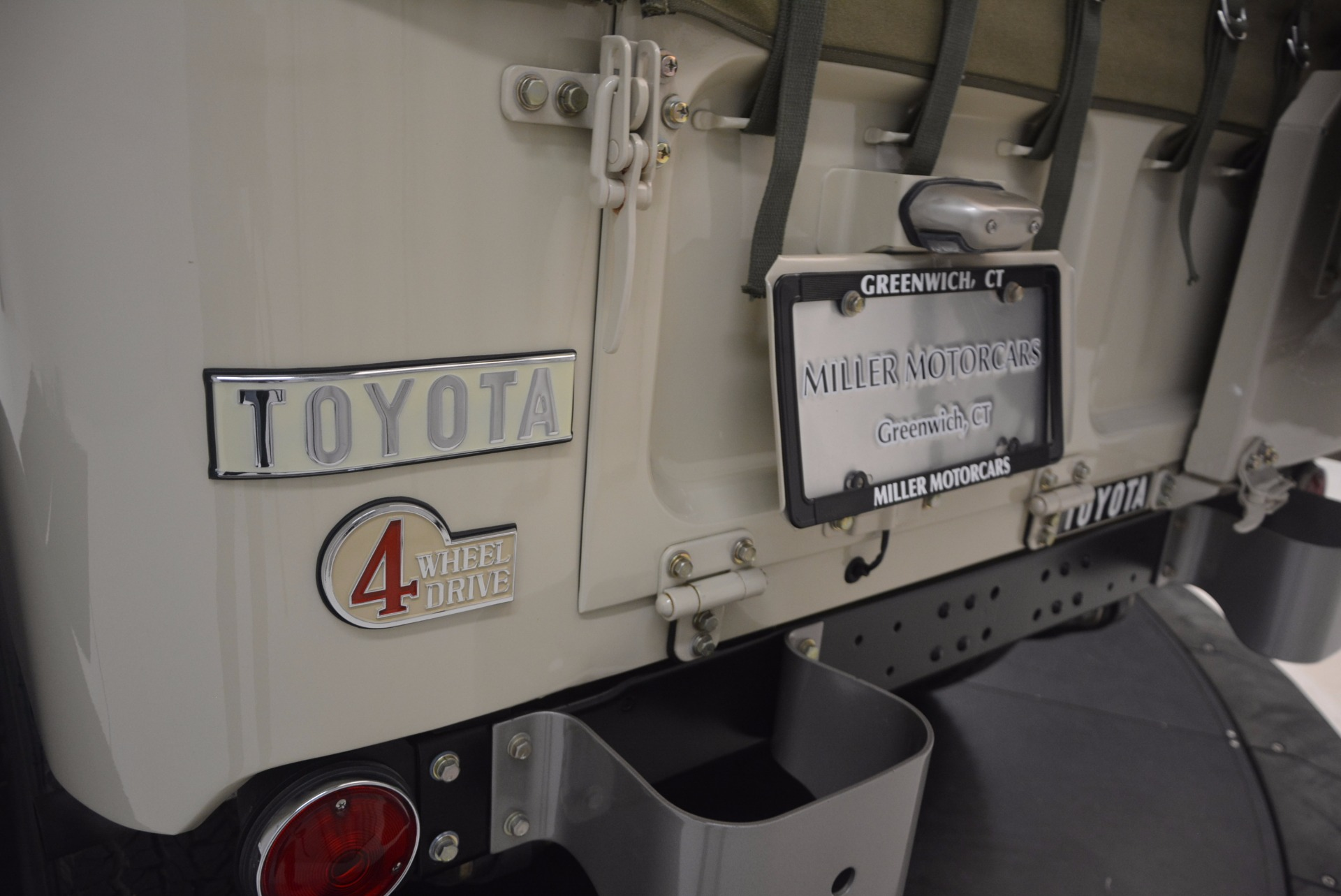Used 1966 Toyota FJ40 Land Cruiser Land Cruiser For Sale In Greenwich, CT. Alfa Romeo of Greenwich, 11123 1179_p34