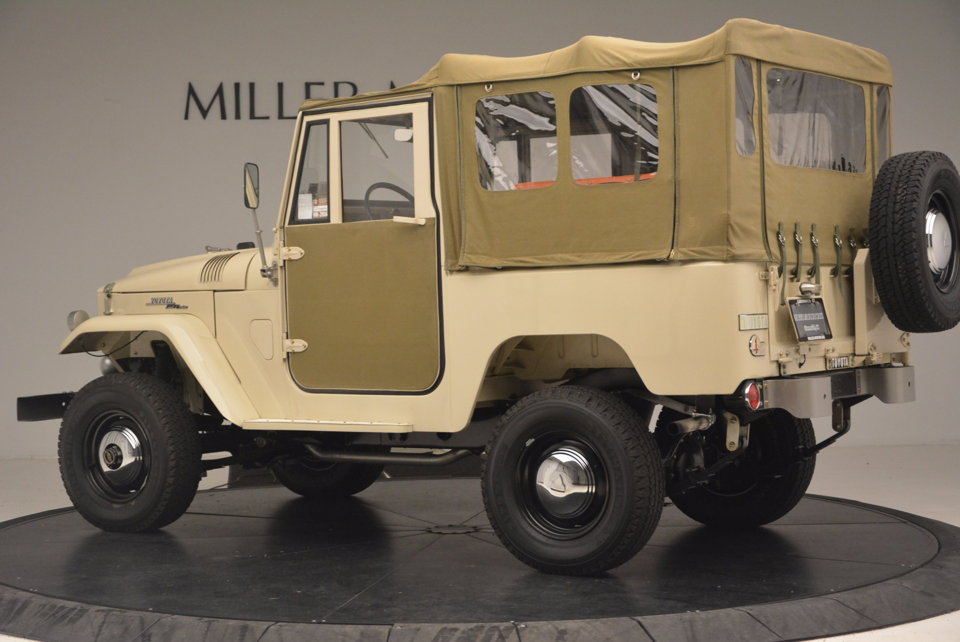 Used 1966 Toyota FJ40 Land Cruiser Land Cruiser For Sale In Greenwich, CT. Alfa Romeo of Greenwich, 11123 1179_p5