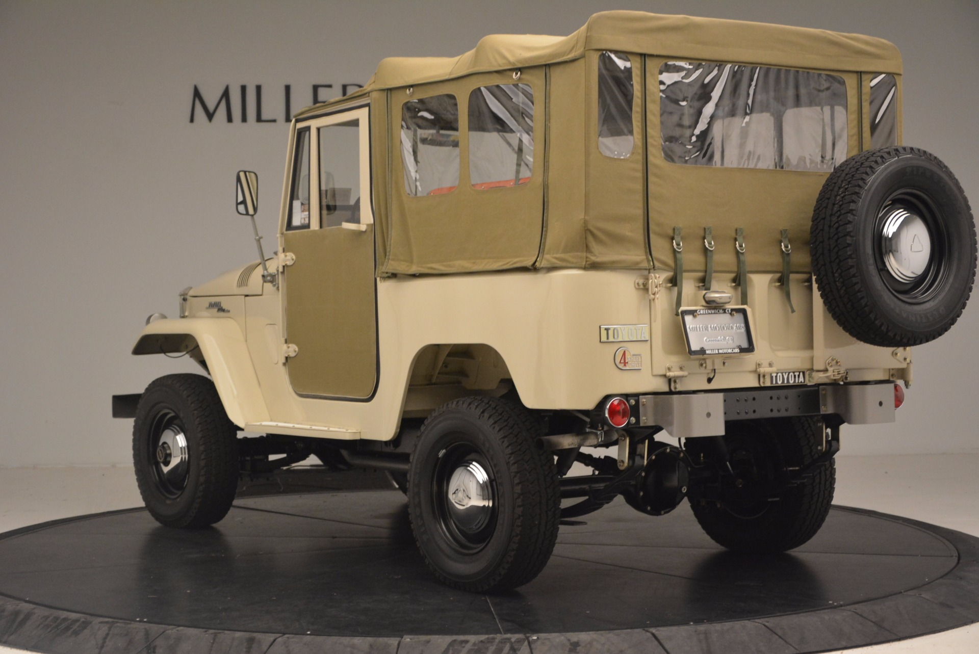 Used 1966 Toyota FJ40 Land Cruiser Land Cruiser For Sale In Greenwich, CT. Alfa Romeo of Greenwich, 11123 1179_p6