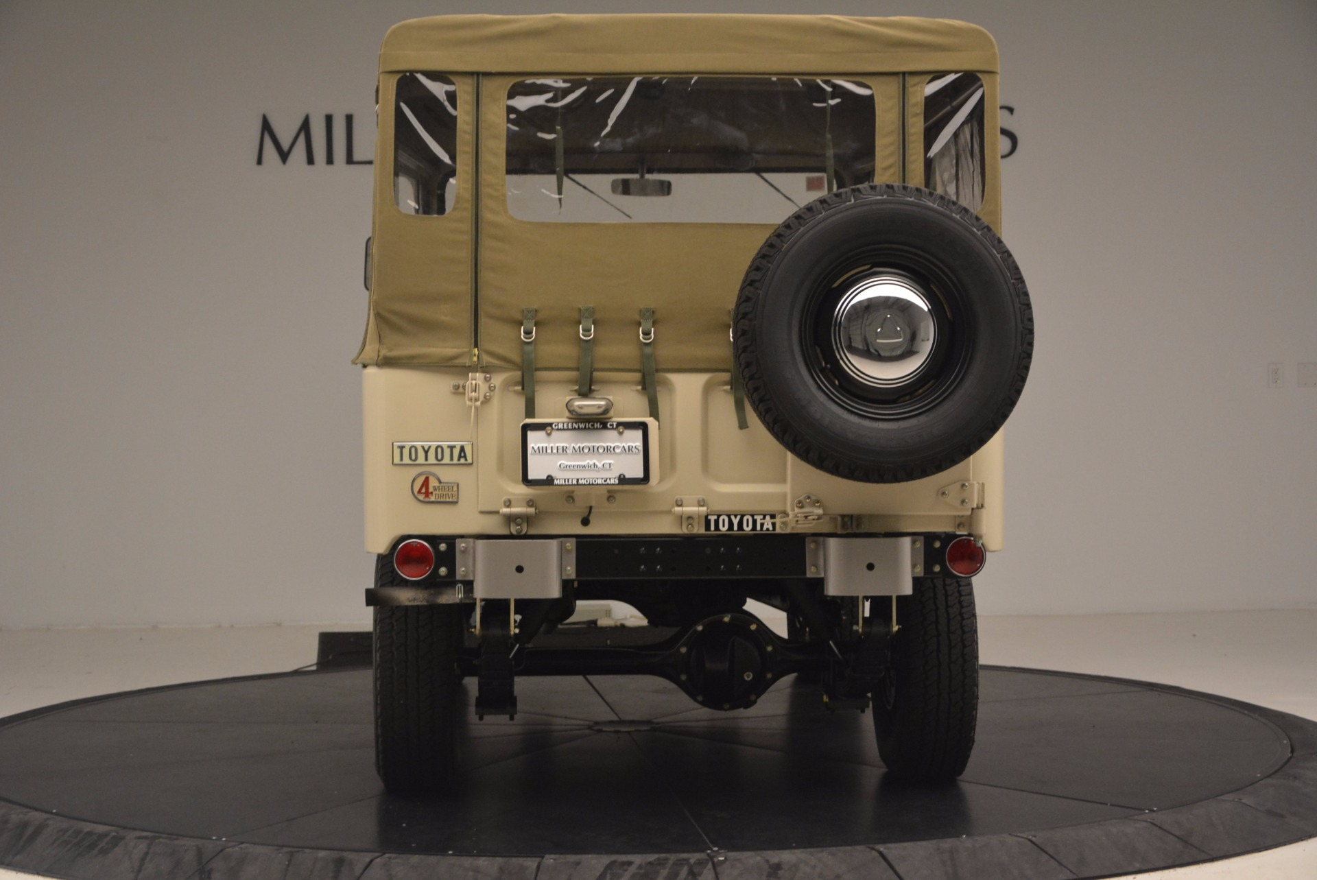 Used 1966 Toyota FJ40 Land Cruiser Land Cruiser For Sale In Greenwich, CT. Alfa Romeo of Greenwich, 11123 1179_p7