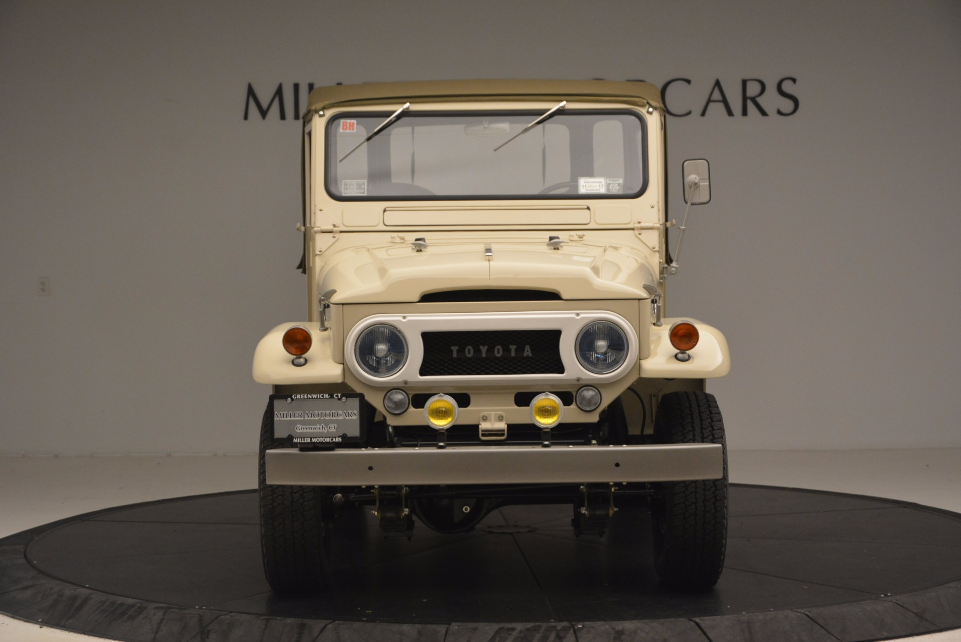 Used 1966 Toyota FJ40 Land Cruiser Land Cruiser For Sale In Greenwich, CT. Alfa Romeo of Greenwich, 11123 1179_p8