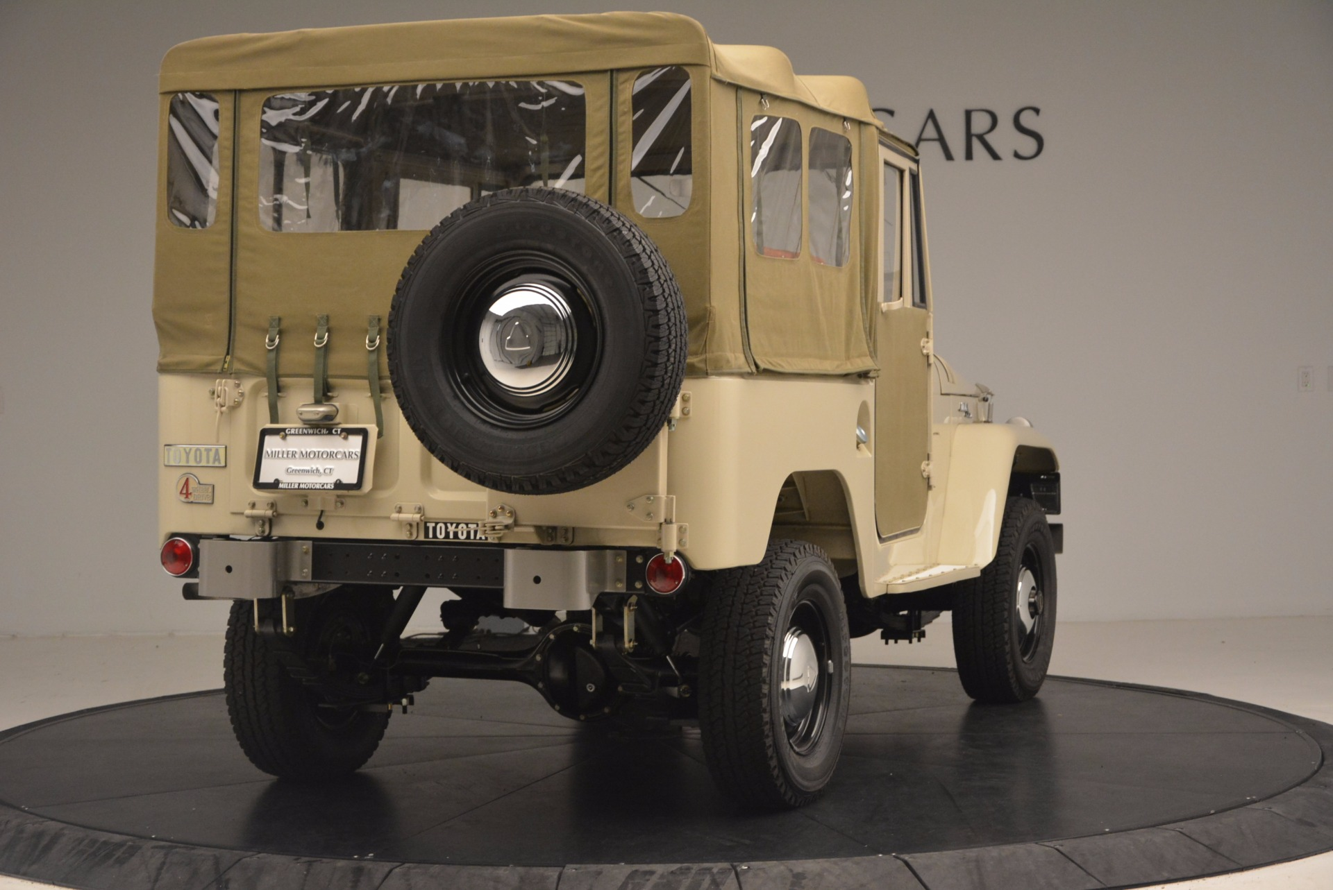 Used 1966 Toyota FJ40 Land Cruiser Land Cruiser For Sale In Greenwich, CT. Alfa Romeo of Greenwich, 11123 1179_p9