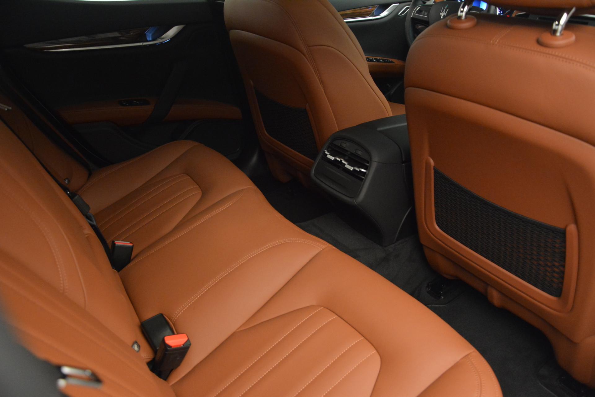 New 2016 Maserati Ghibli S Q4 For Sale In Greenwich, CT. Alfa Romeo of Greenwich, M1606 118_p22