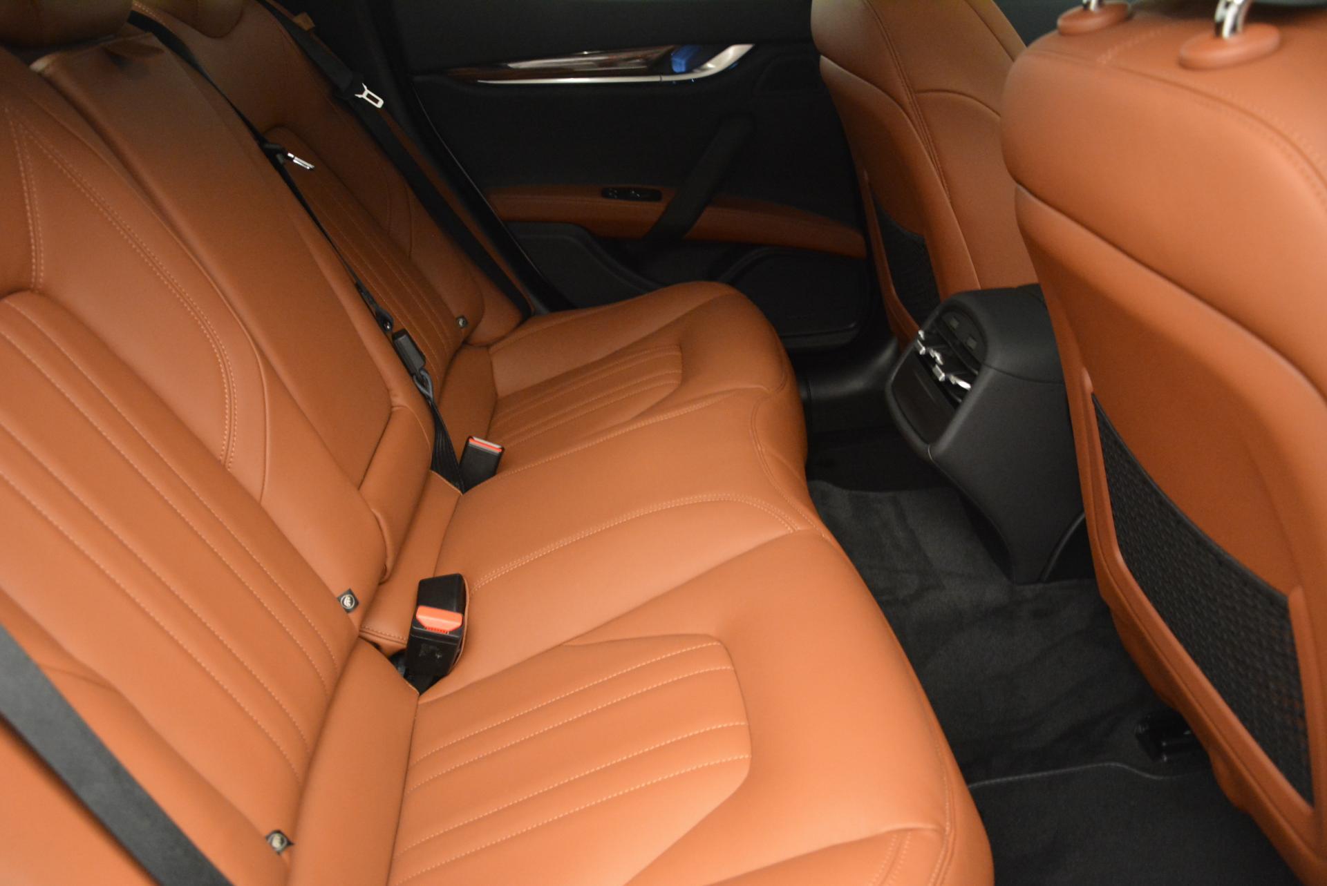 New 2016 Maserati Ghibli S Q4 For Sale In Greenwich, CT. Alfa Romeo of Greenwich, M1606 118_p23