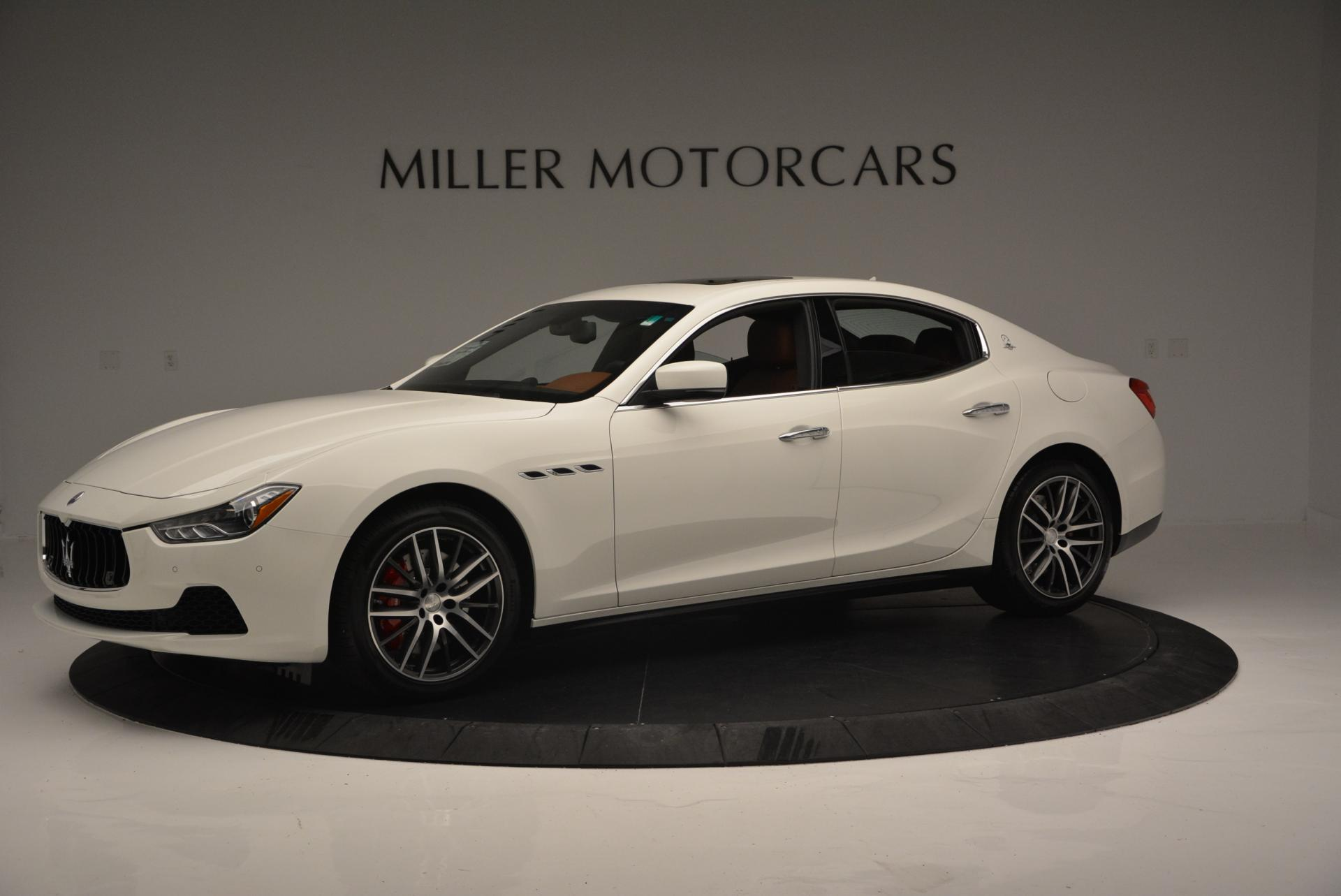 New 2016 Maserati Ghibli S Q4 For Sale In Greenwich, CT. Alfa Romeo of Greenwich, M1606 118_p2