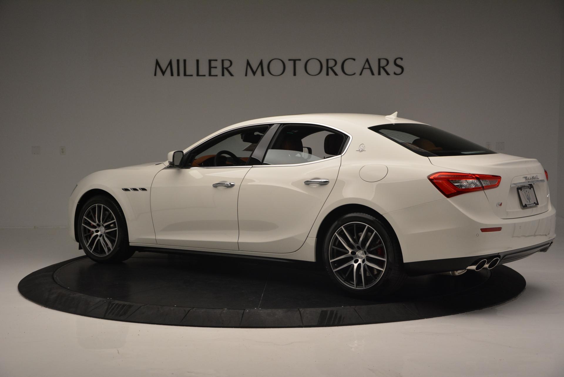New 2016 Maserati Ghibli S Q4 For Sale In Greenwich, CT. Alfa Romeo of Greenwich, M1606 118_p4