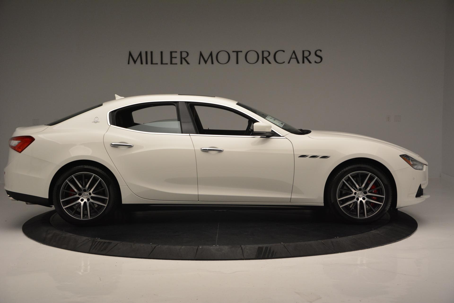 New 2016 Maserati Ghibli S Q4 For Sale In Greenwich, CT. Alfa Romeo of Greenwich, M1606 118_p9