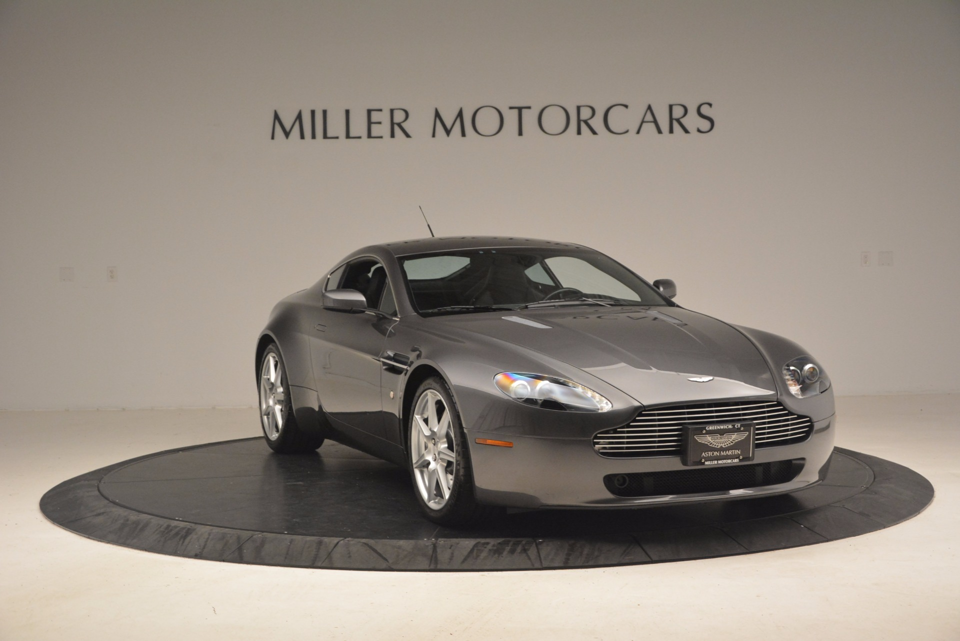 Used 2006 Aston Martin V8 Vantage Coupe  For Sale In Greenwich, CT. Alfa Romeo of Greenwich, A1215A 1180_p11