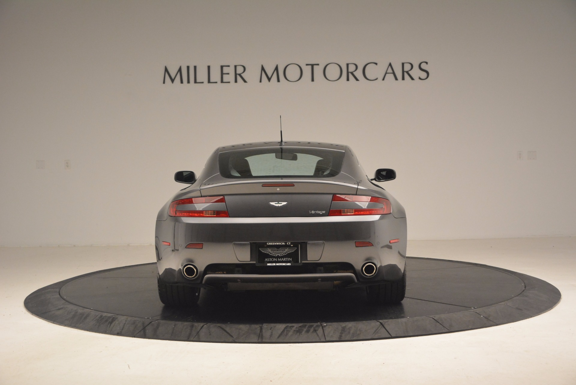 Used 2006 Aston Martin V8 Vantage Coupe  For Sale In Greenwich, CT. Alfa Romeo of Greenwich, A1215A 1180_p6